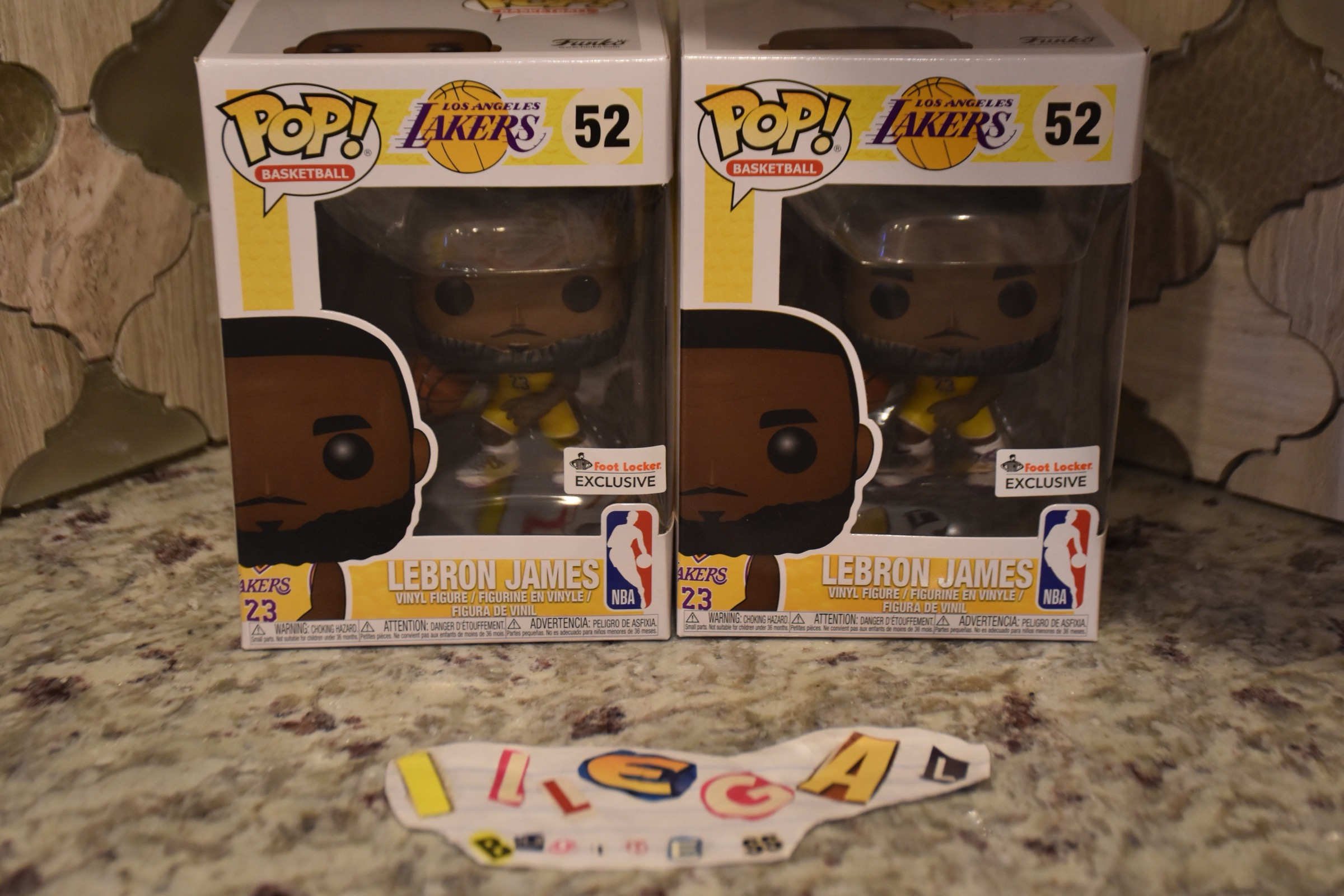 Unknown Lebron James Foot locket Exclusive Funko Pop Vinyl Size one size -  Miscellaneous for Sale - Grailed b3b7cf31e