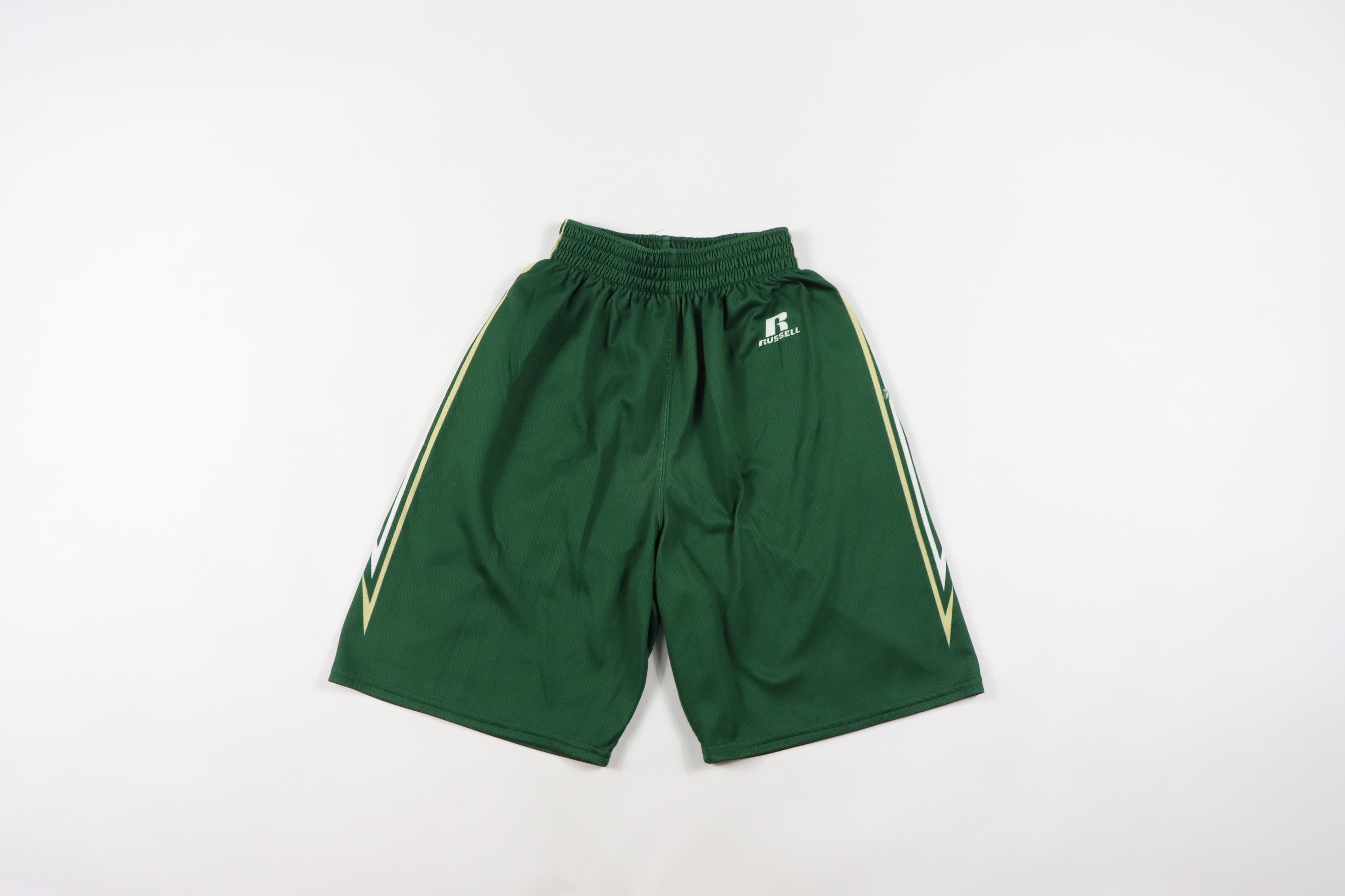 russell basketball shorts
