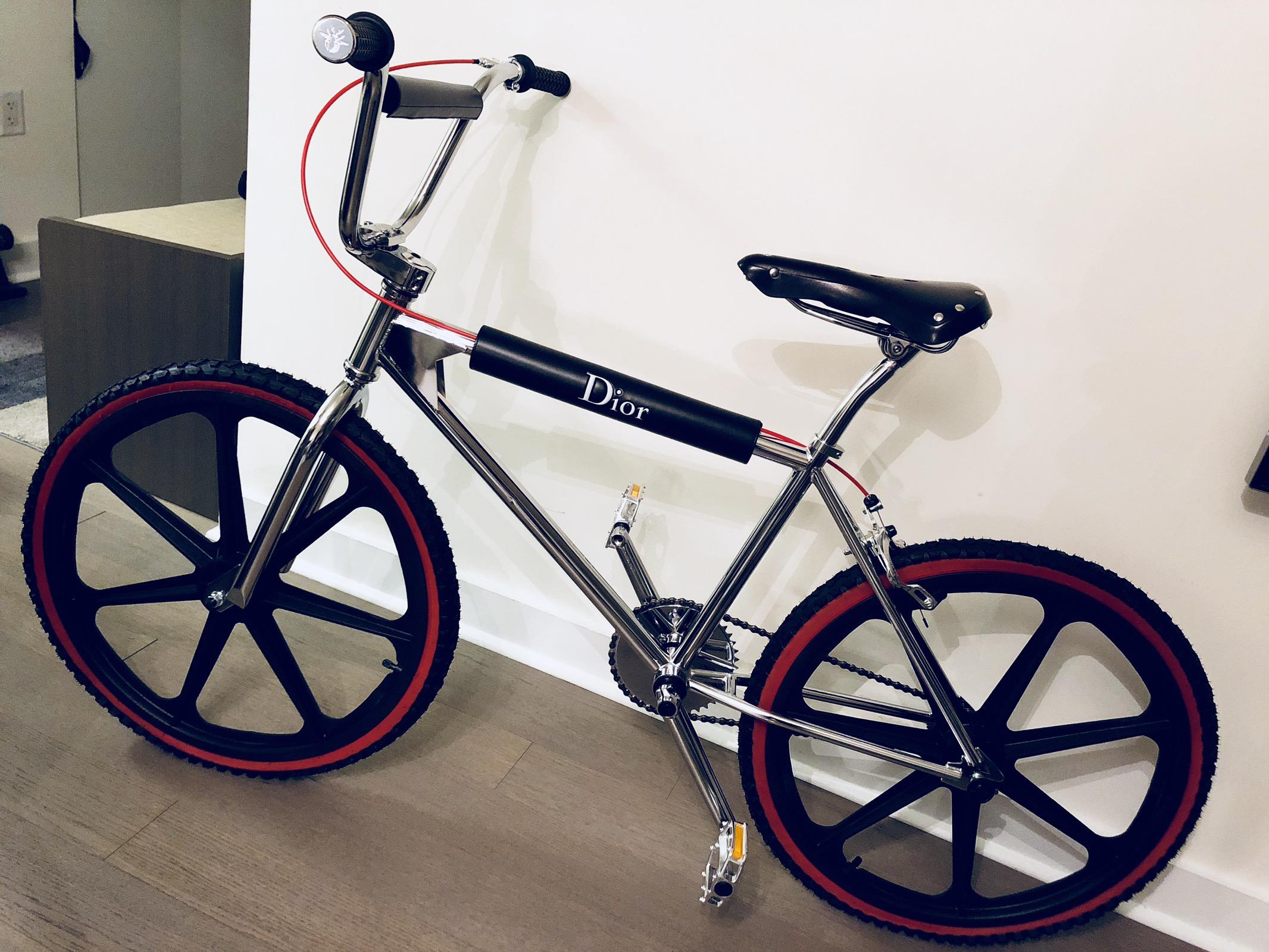 7ced334e4a5 Dior Dior Homme Bmx Bike