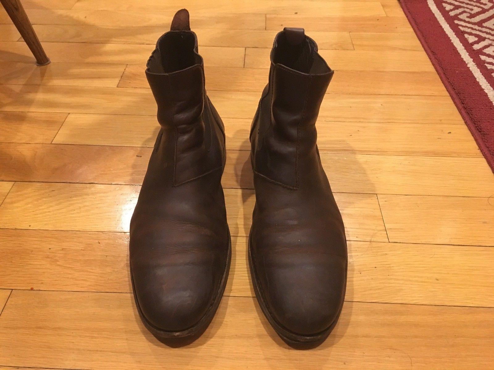 87abaea0901 FINAL DROP - Wolverine 1000 Mile Men's Montague 1000 Mile Chelsea Boots -  12 D USED