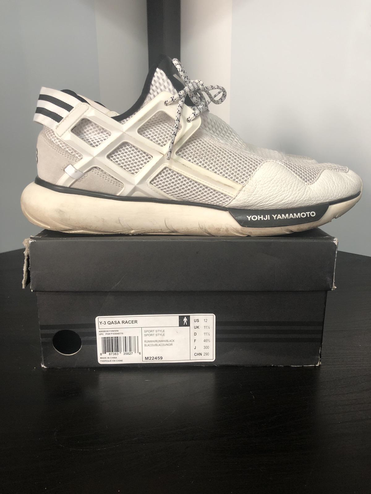4f9a593b8af9e Adidas Adidas Y3 Y-3 Qasa Racer Yeezy Kanye