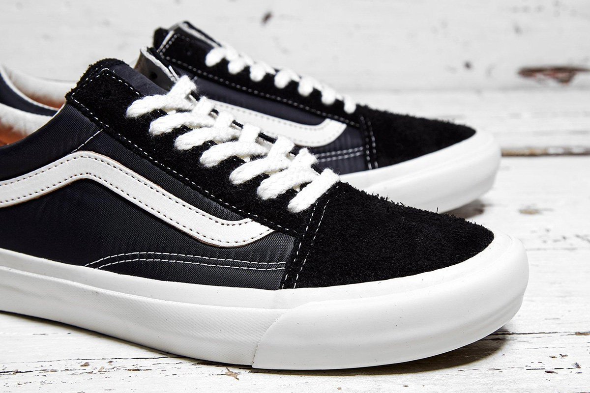 6d741a7cfd127 Our Legacy Our Legacy X Vans Vault Old Skool  92 Black