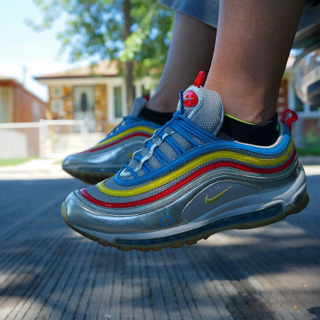 Nike Air Max 97 Finish Line 25th Anniversary SE (2006) Size 10.5 - Low-Top  Sneakers for Sale - Grailed 0b30f322aa17