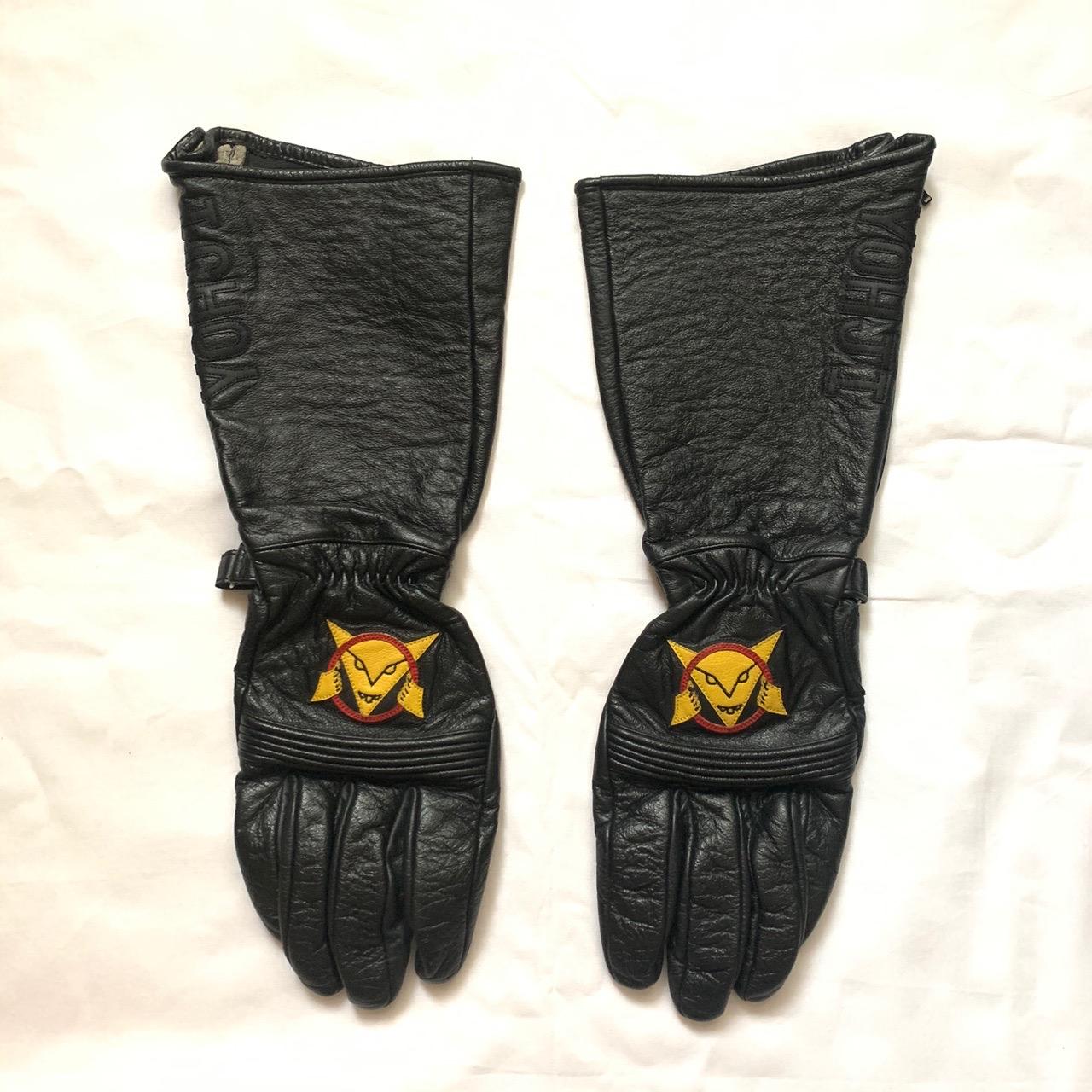 skate shoes famous brand differently Yohji Yamamoto Yohji Yamamoto X Dainese Leather Biker Gloves 2004 ...