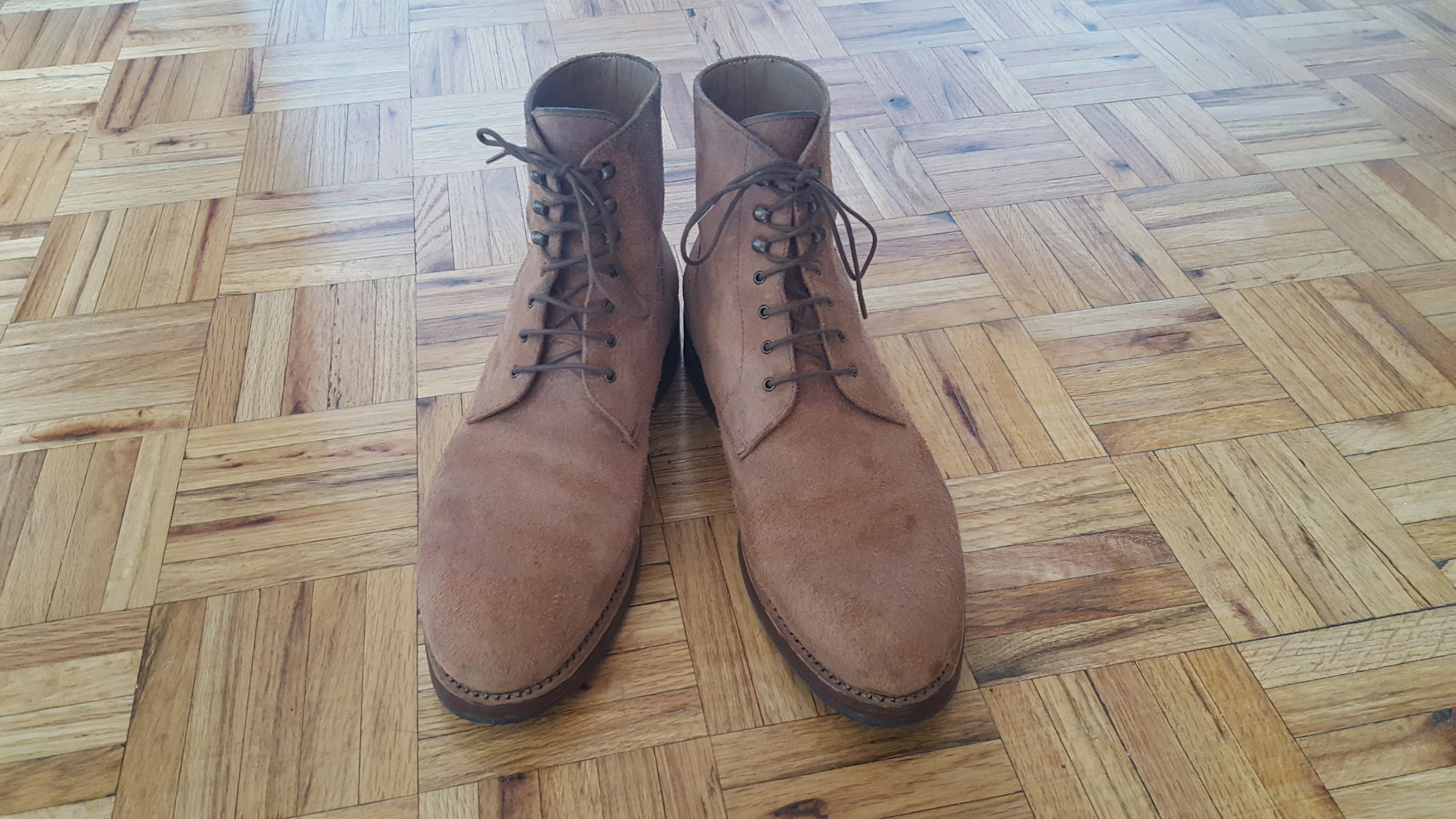 attractive colour select for best outlet store sale Dundalk Boots in Reverso 309 Size 8.5 EE