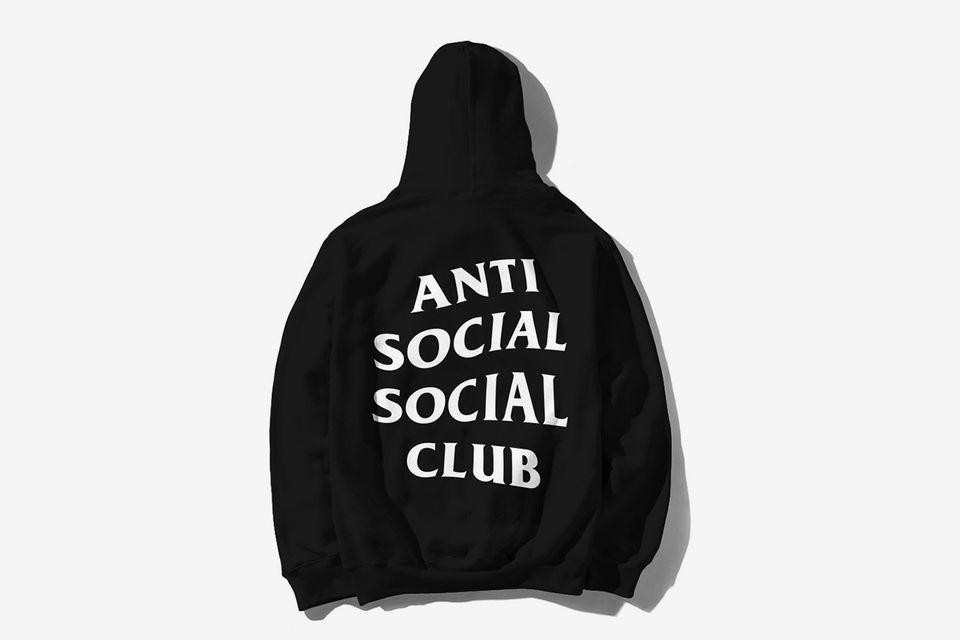1e8797290a17 Antisocial Social Club Mind Games Hoodie (black anti social) Size l -  Sweatshirts   Hoodies for Sale - Grailed