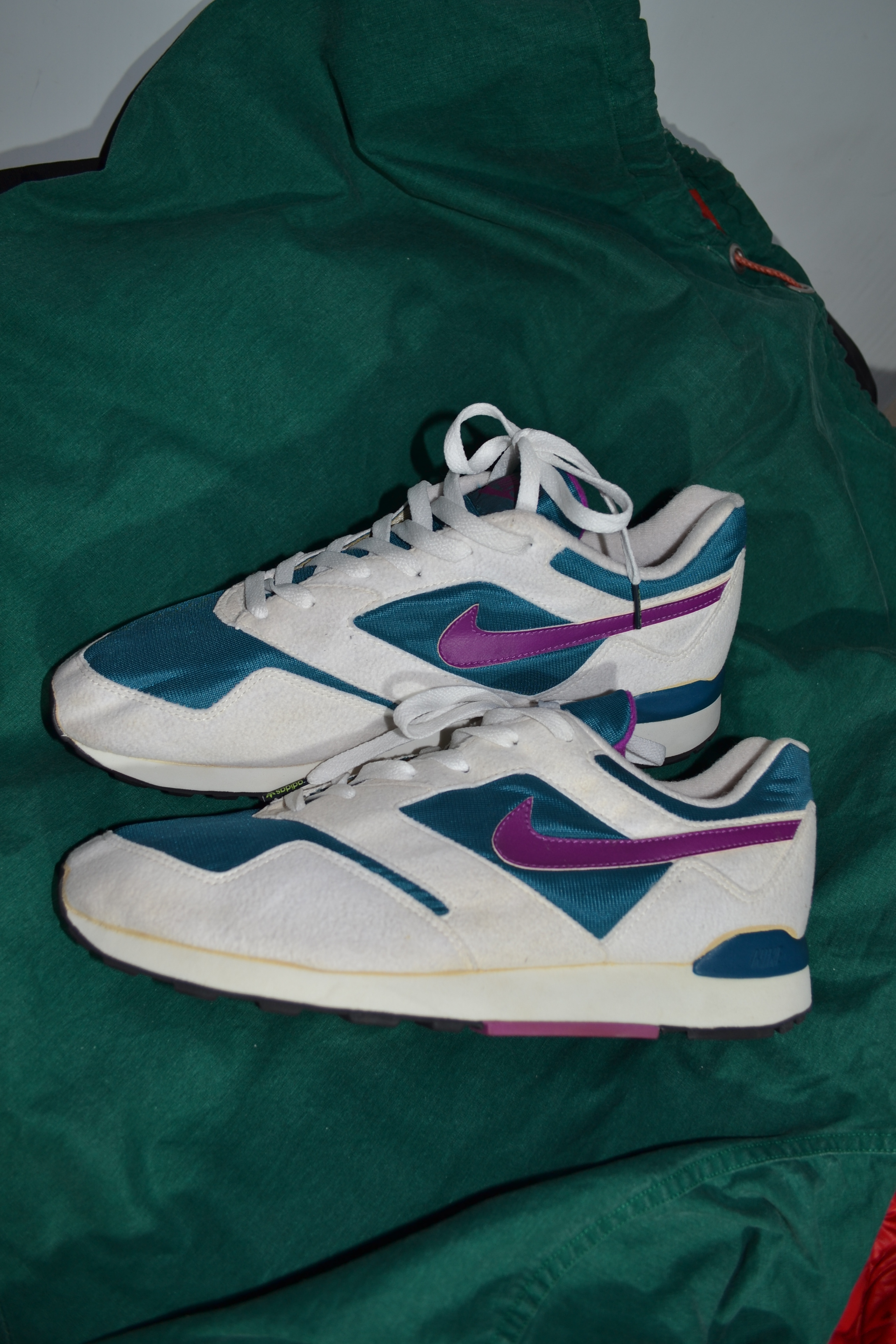 Inspector limpiar Política  Nike Nike Gauntlet Sneakers Shoes 46 Size 12 Us 11 Uk 1990s Deadstock Pair  Air Vintage   Grailed