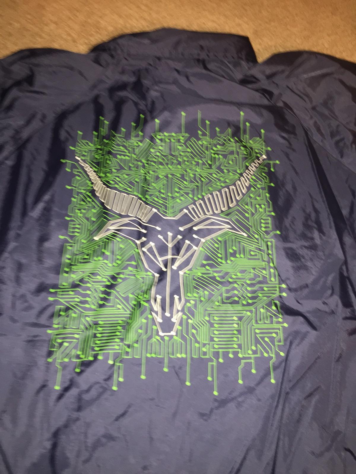 1cfba3693177 Thrasher Circuit Goat Coach Jacket Size m - Sweatshirts   Hoodies for Sale  - Grailed