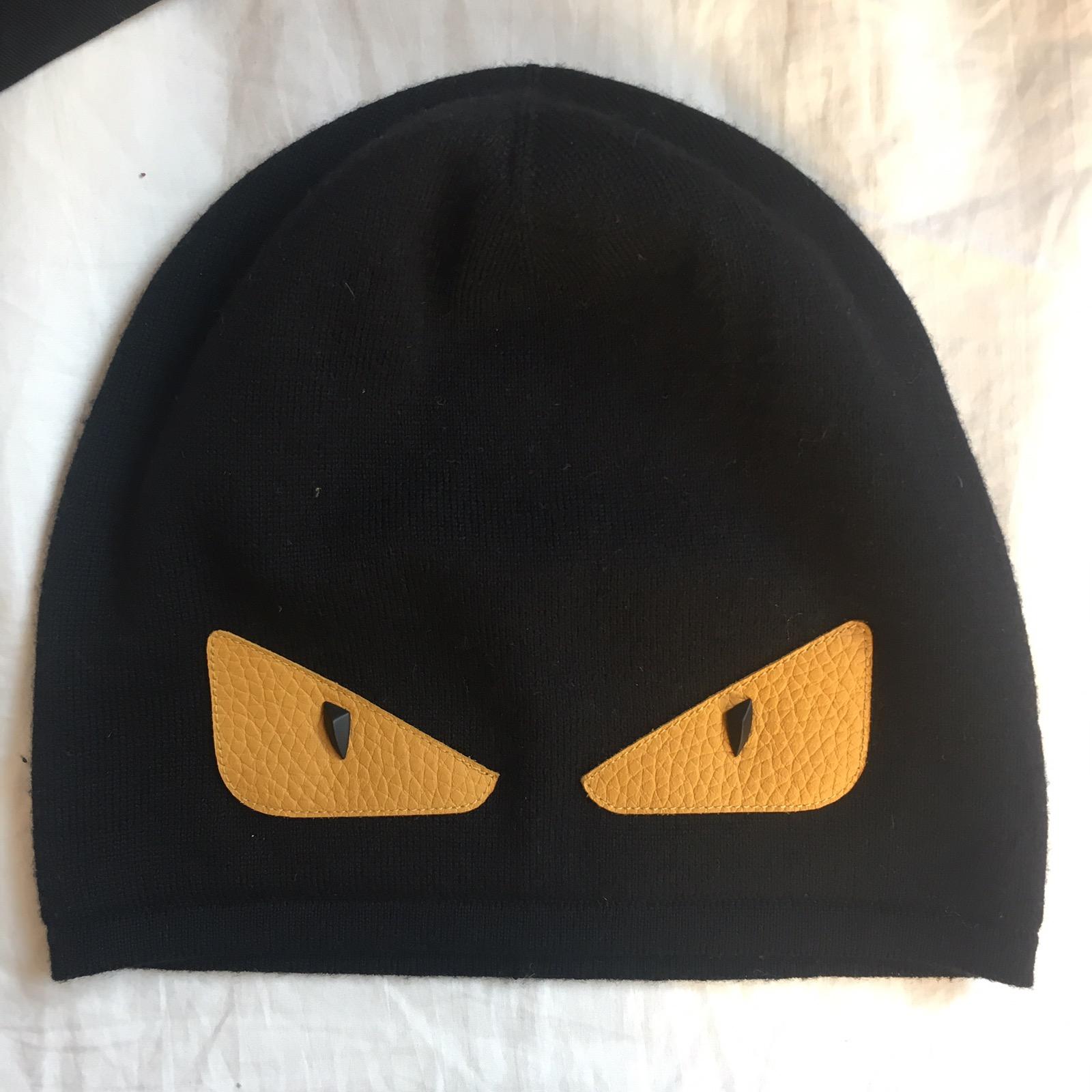 "Fendi Fendi ""Bug Eyes"" Beanie Hat Size one size - Hats for Sale ... ecc4ed38004"