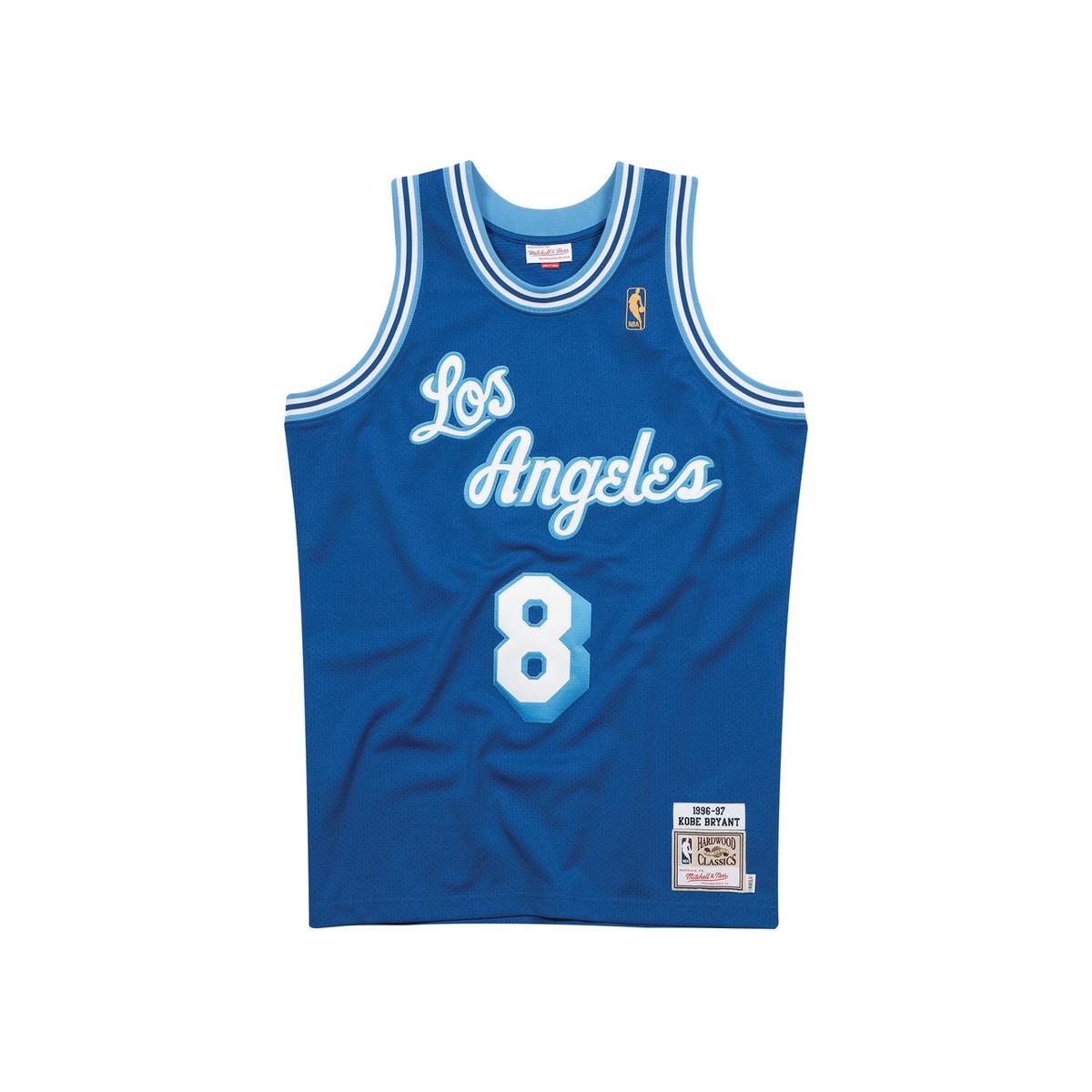 Mitchell & Ness Kobe Bryant L.A Lakers Royal Blue #8 Jersey BNWT