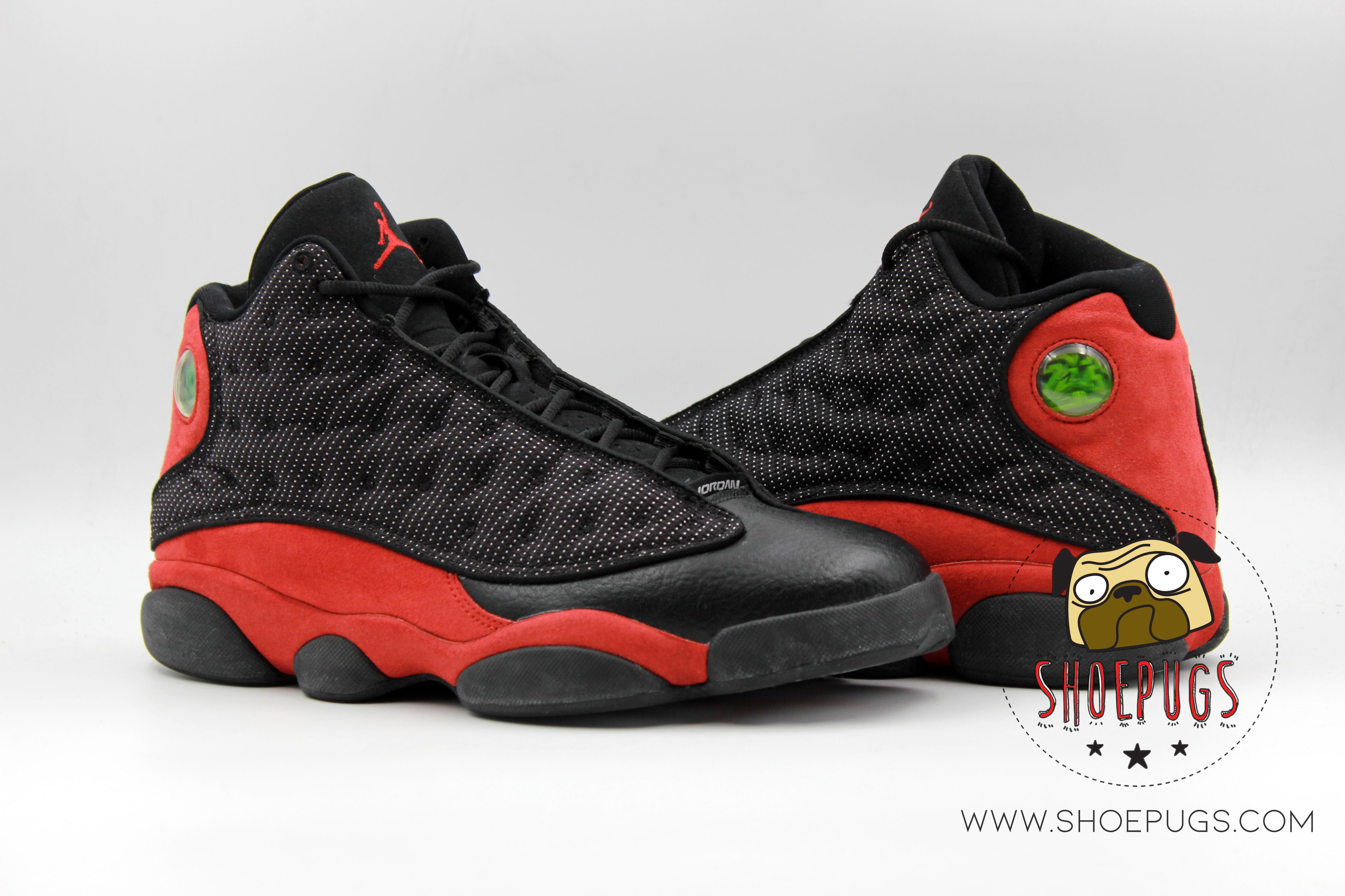 cheaper 5a658 0e157 Jordan Brand ×. 2013 Air Jordan Retro XIII 13 BRED