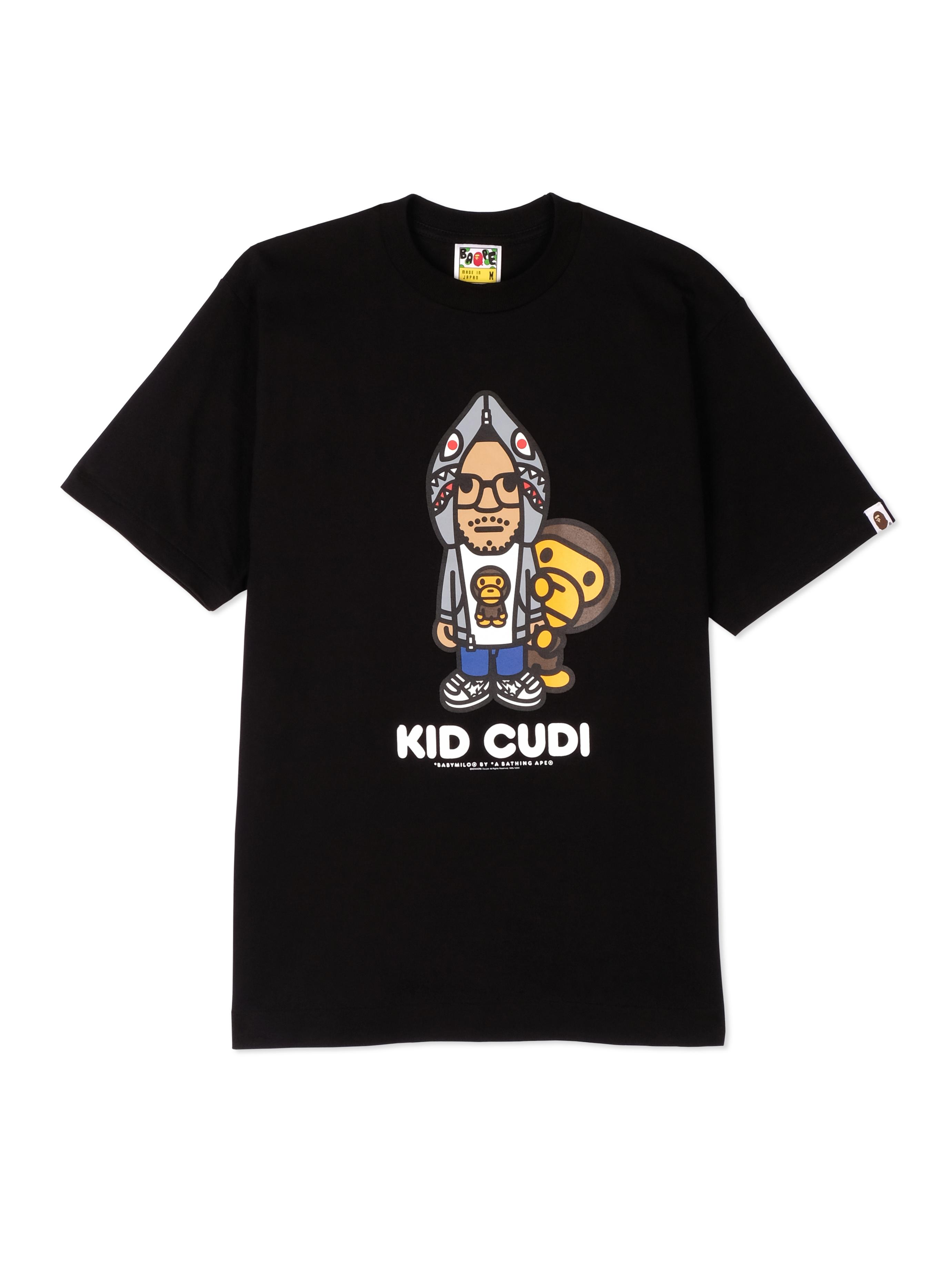 d54b3ae6b Bape × Kid Cudi ×. Kid Cudi Baby Milo Tee