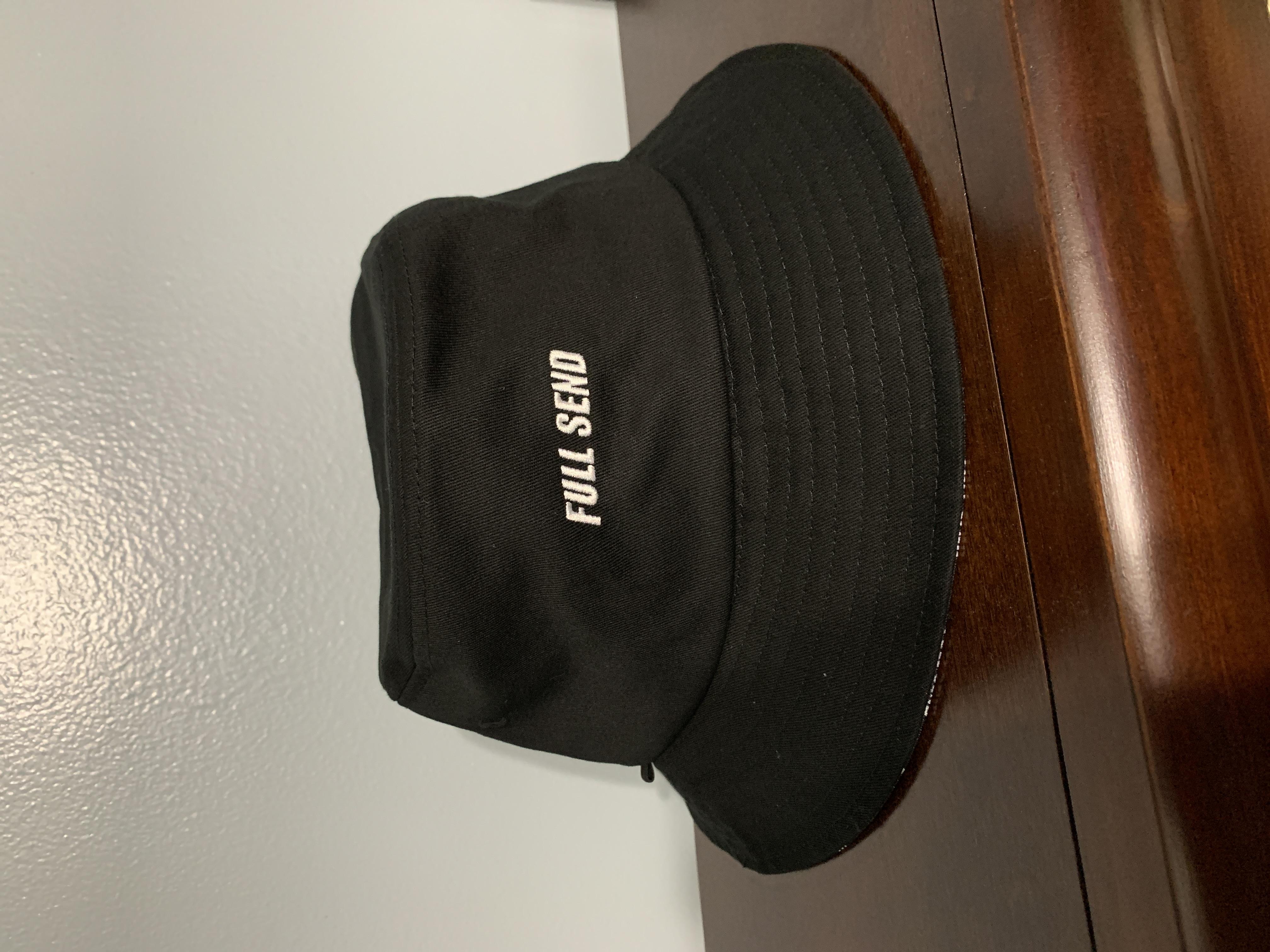 *NEW* Nelk Boys Black Full Send Bucket Hat IN HAND