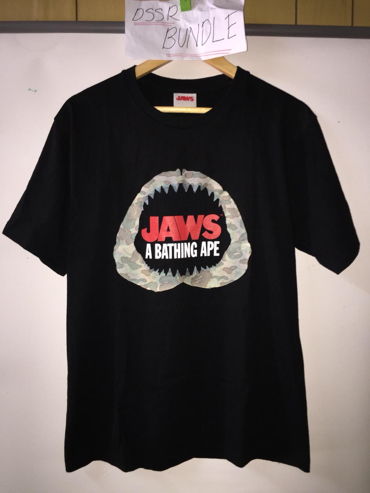 e5b8aa4dd Bape Bape X Jaws By Bathing Ape | Grailed
