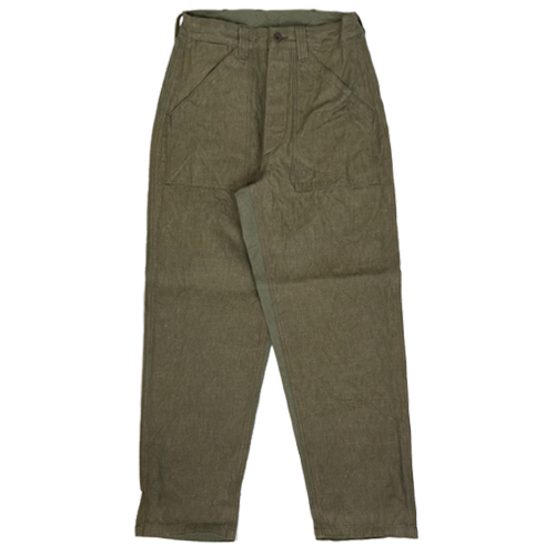 2417e84e8a09 Nigel Cabourn Mainline Monkey Pants in Army Green Size 30 - Casual Pants  for Sale - Grailed