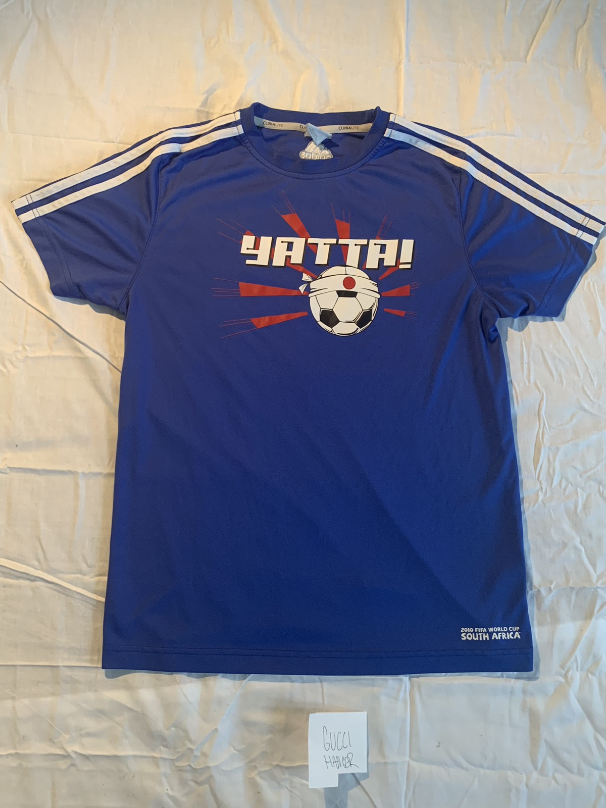 d71f9f41e Adidas VINTAGE 2010 FIFA WORLD CUP JAPAN SOCCER JERSEY SIZE M Size m -  Jerseys for Sale - Grailed