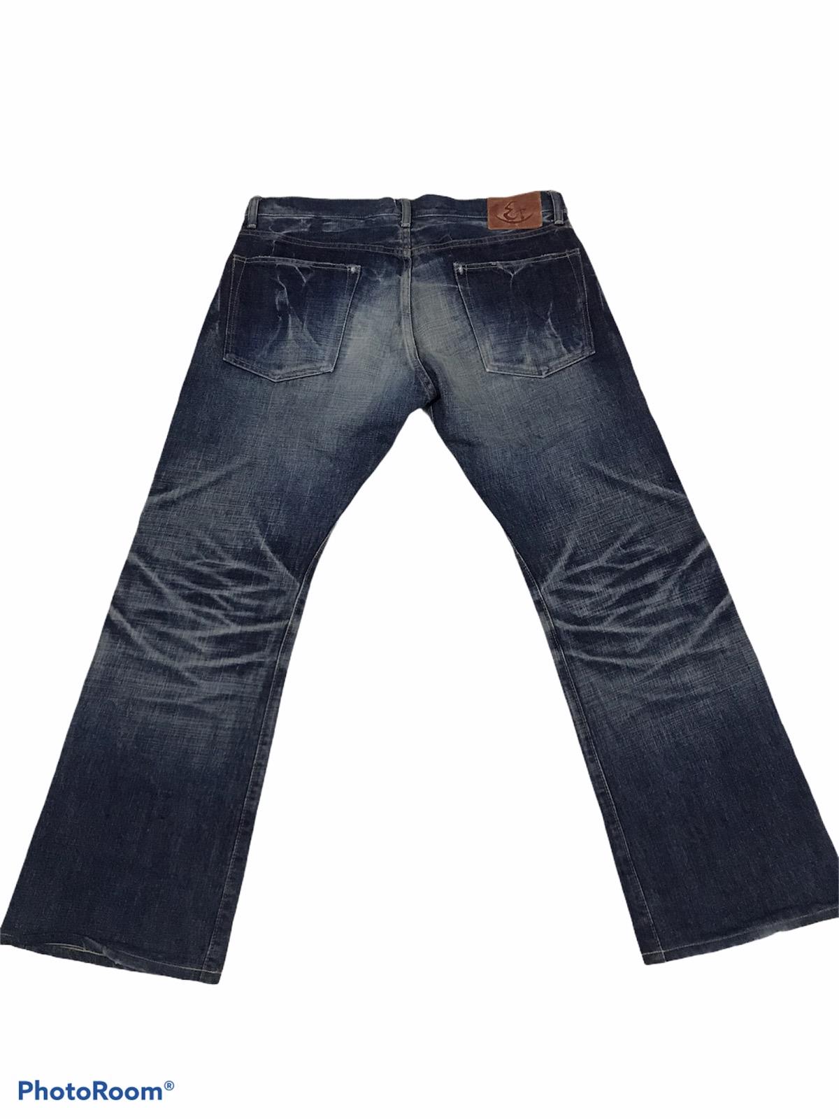 Japanese Brand Eternal Distressed Pant Size 33