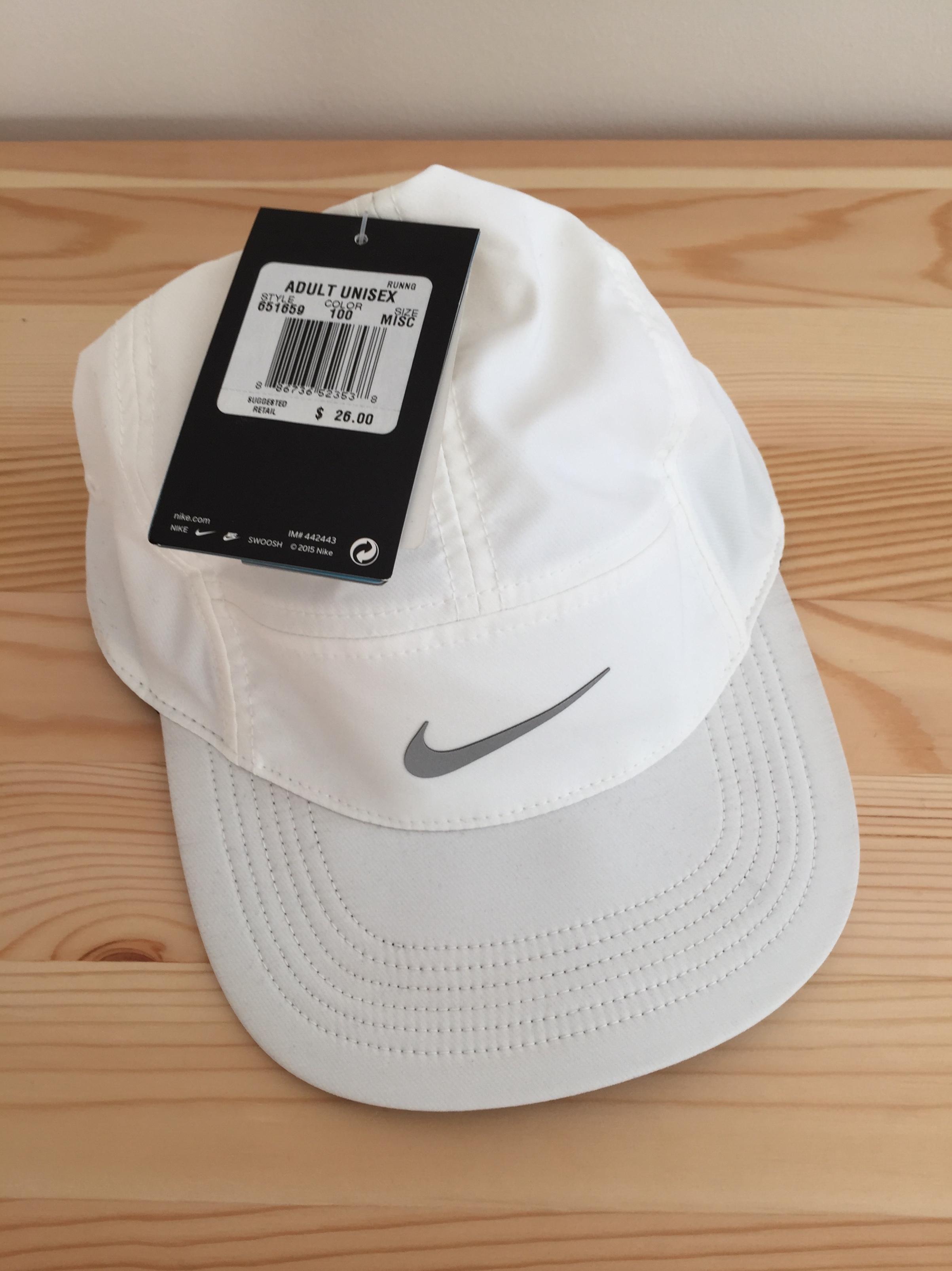 73c9bbba4df1a Nike ×. Unworn AW84 Dri-FIT Running Hat