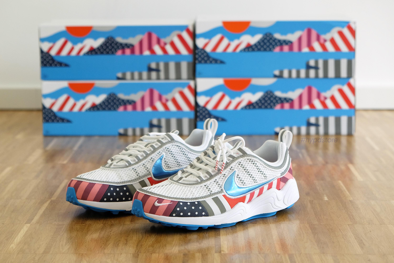e458266a07 Nike Nike Air Zoom Spiridon X Patta Us 9 Av4744-100 New Ds Patta Air ...
