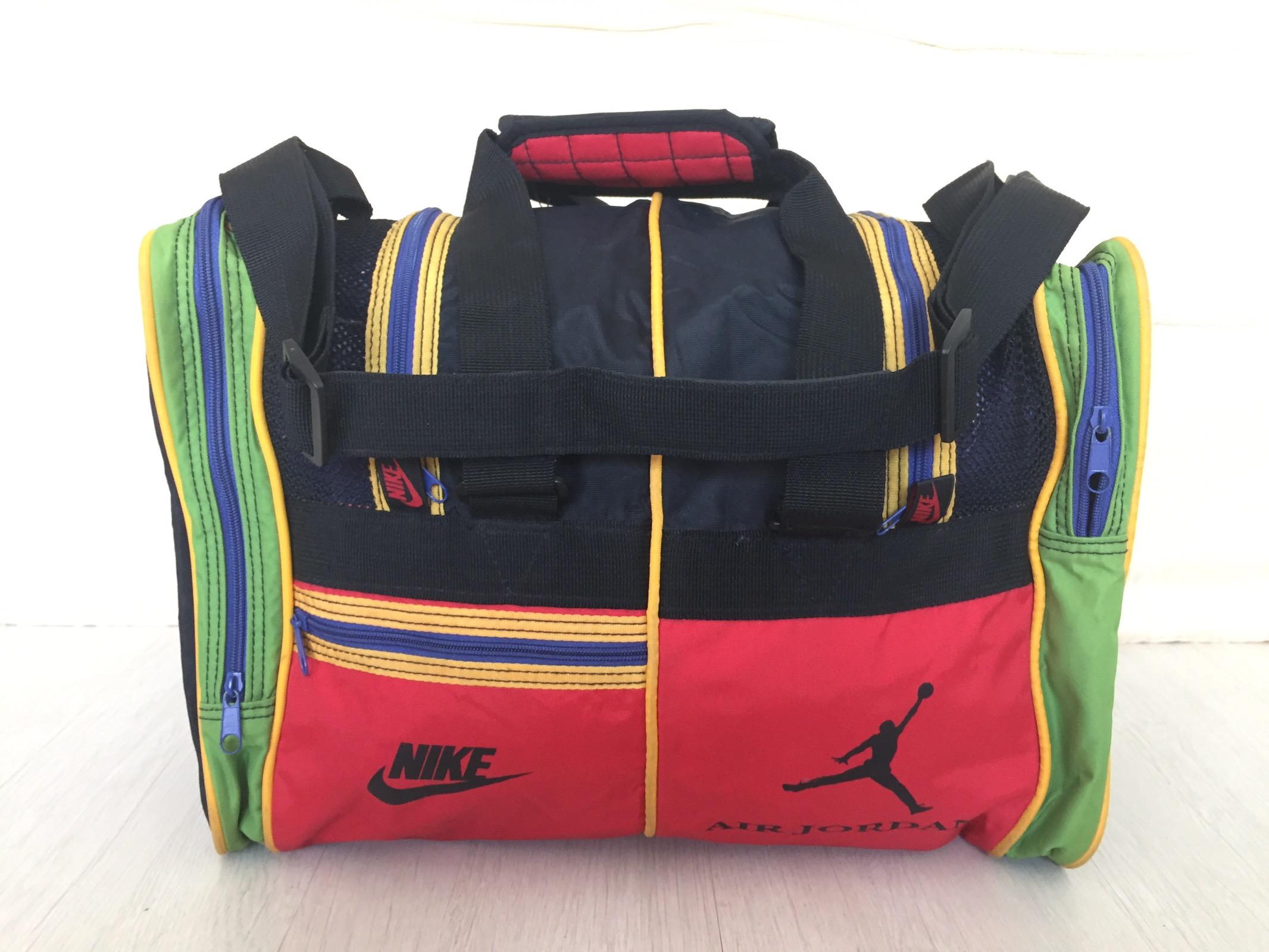 huge discount 36256 dc7ad Nike Air Jordan Duffel Gym Bag