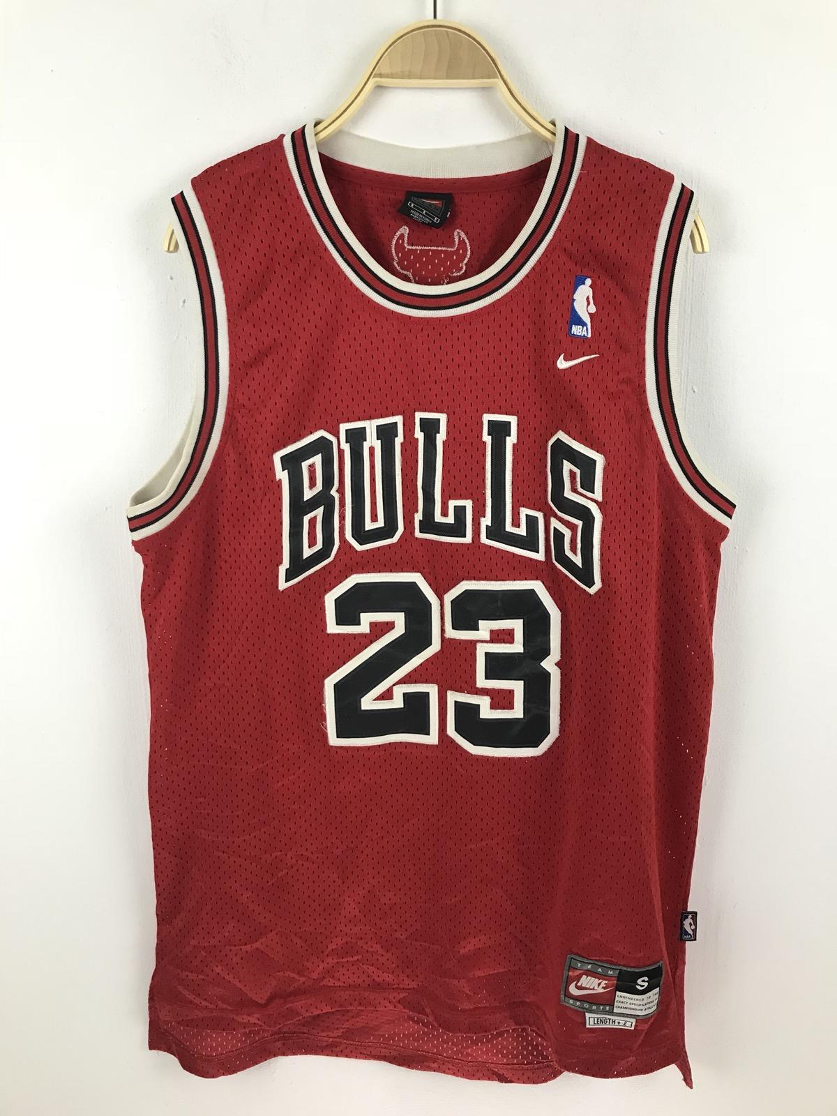 Nike Vintage Nike Michael Jordan Chicago Bulls Jersey