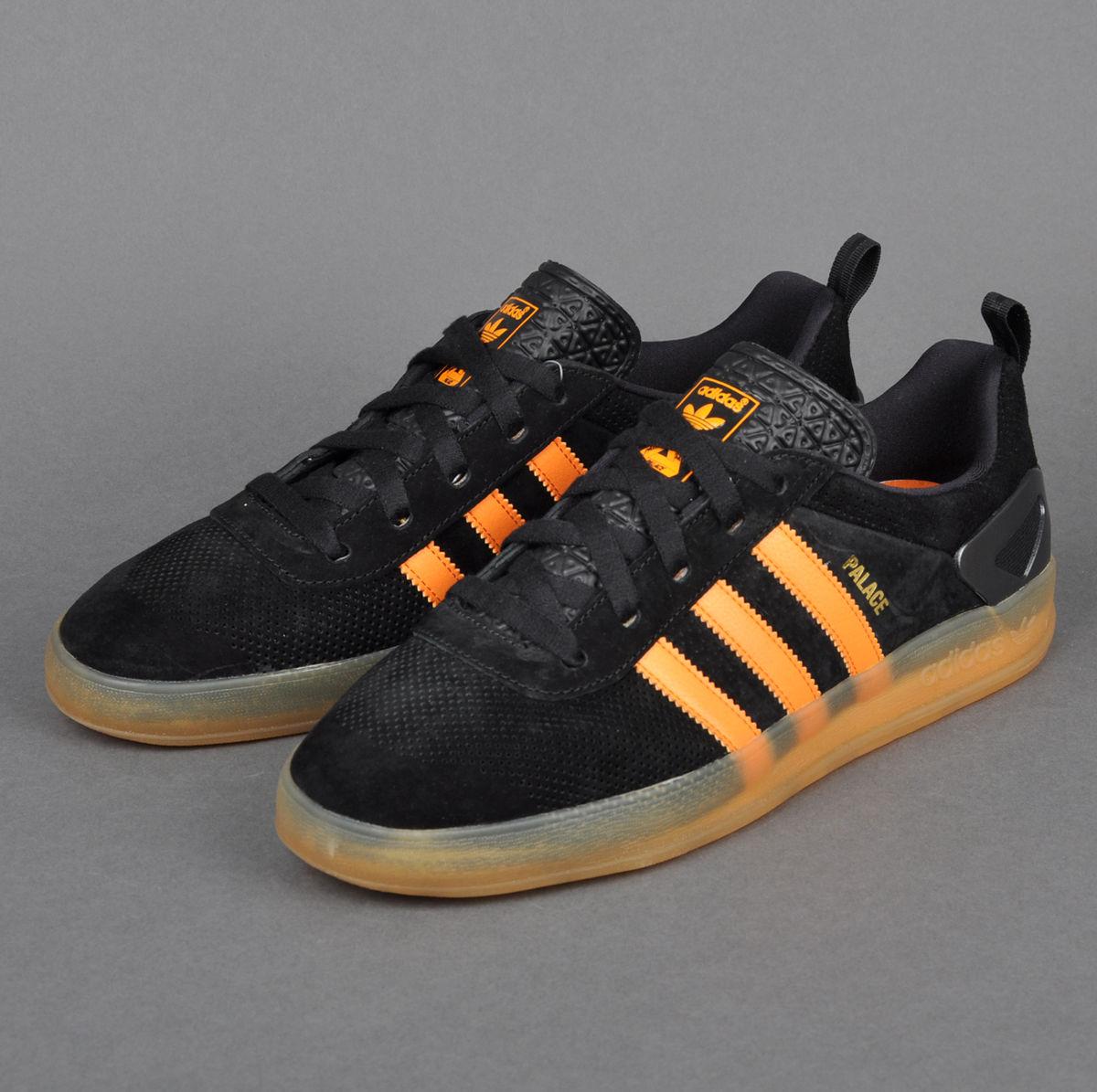 3bdb9112a17 Palace Adidas Palace Pro Black   Orange Size 9 - for Sale - Grailed