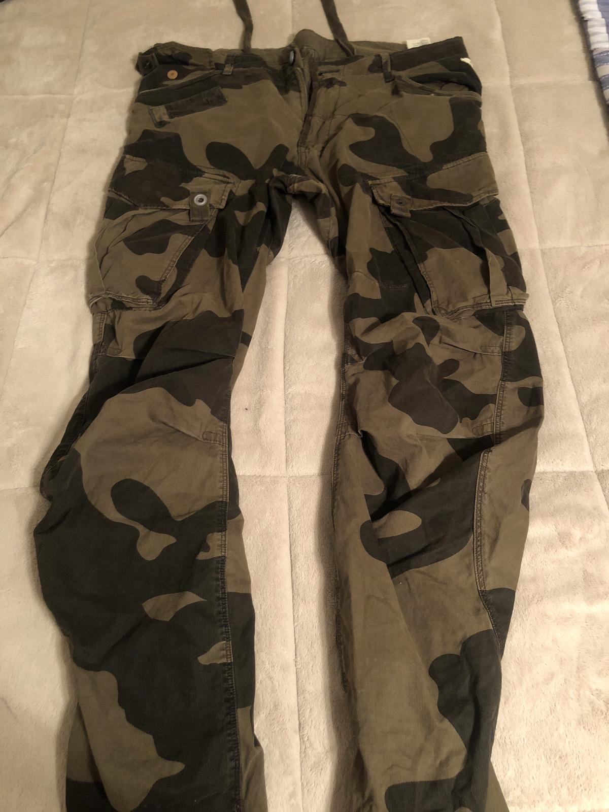 Velsete G Star Raw Camo G Star Cargo Pants | Grailed JP-97