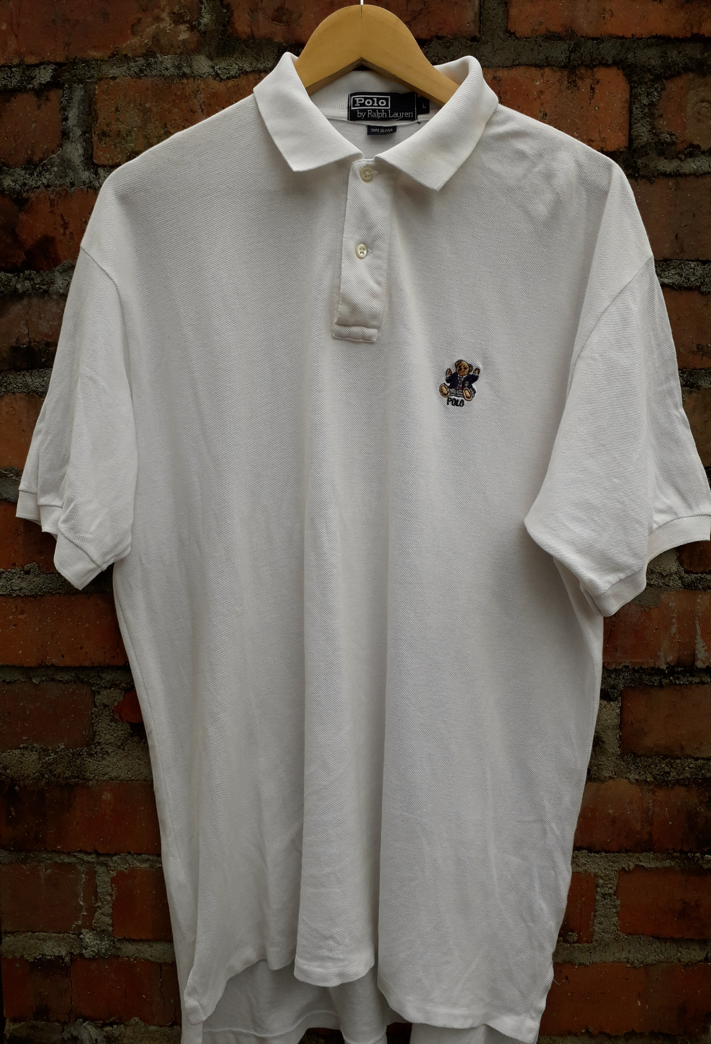 98373fb73 Polo Ralph Lauren ×. Polo Bear Collared Shirt