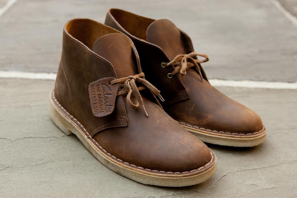 136d014f0bf Clarks Desert Boot - Beeswax   Grailed