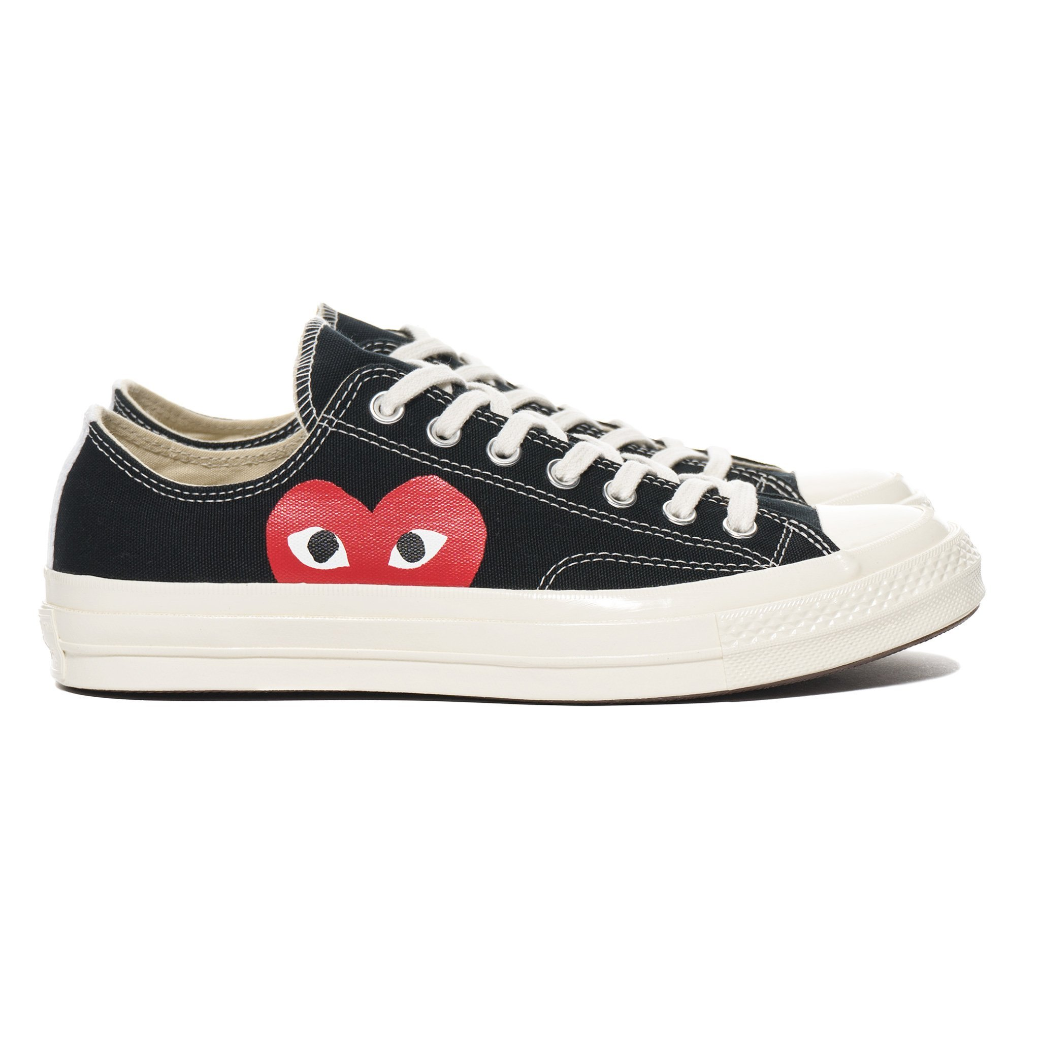 32a23eeb5284ec Converse Converse x CDG Comme Des Garcons Chuck Taylor All Star 70 Low Half  Heart Size 8 US Size 8 - Low-Top Sneakers for Sale - Grailed