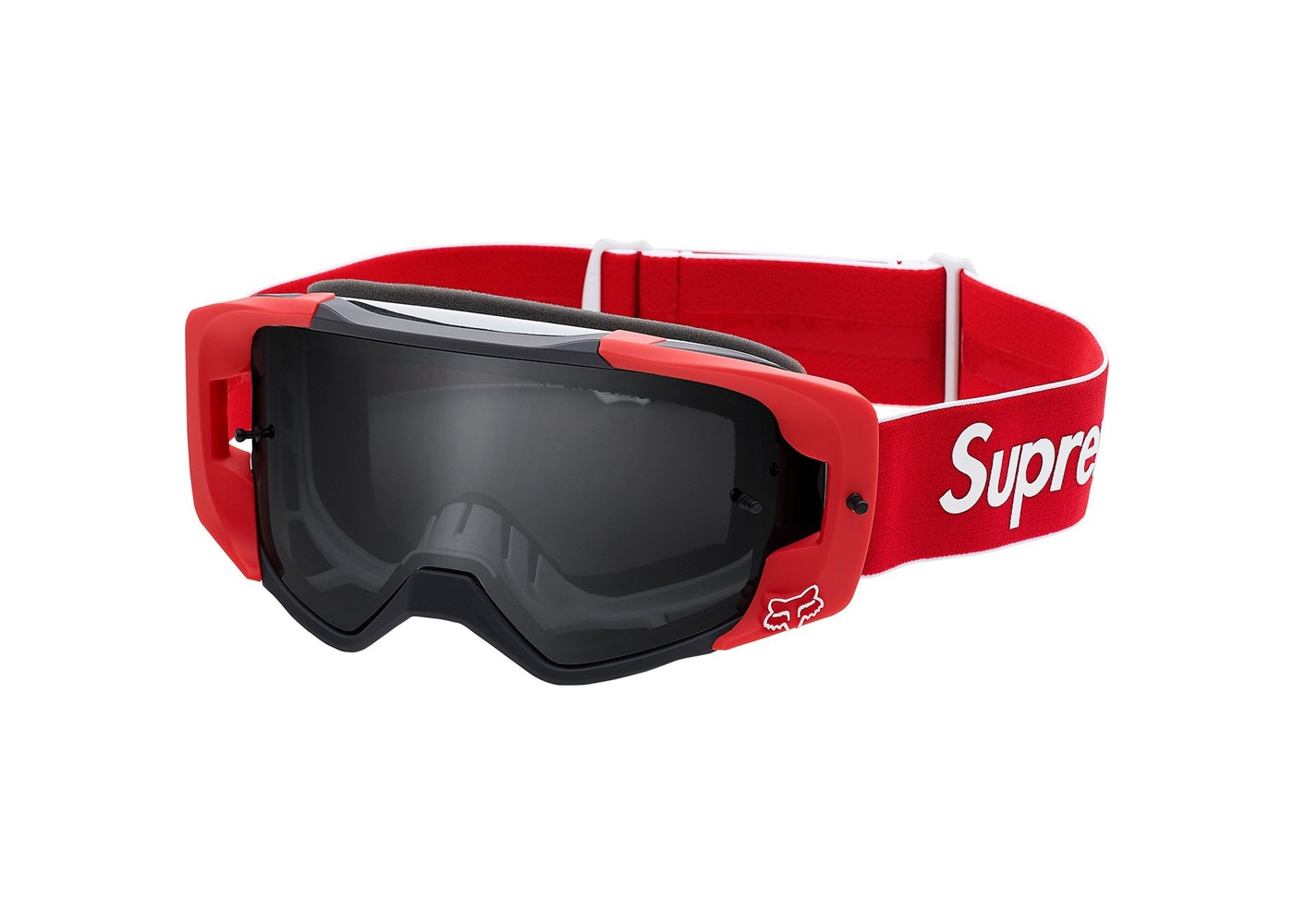 Supreme Supreme X Fox Racing Vue Goggles Red | Grailed