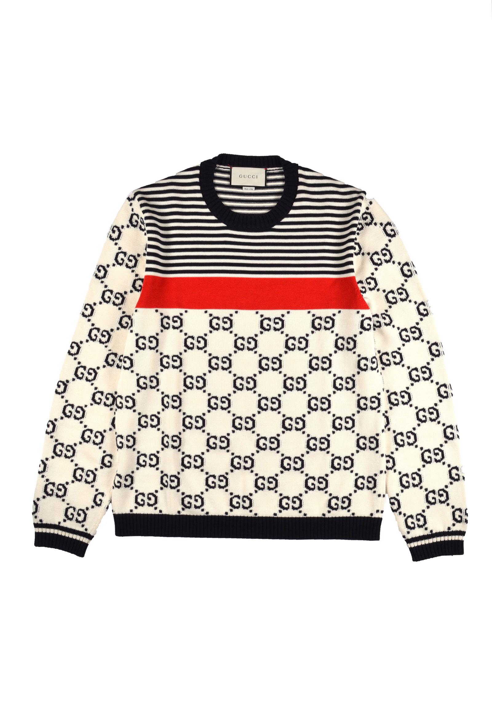 49fea97137 GG Jacquard Knit Sweater