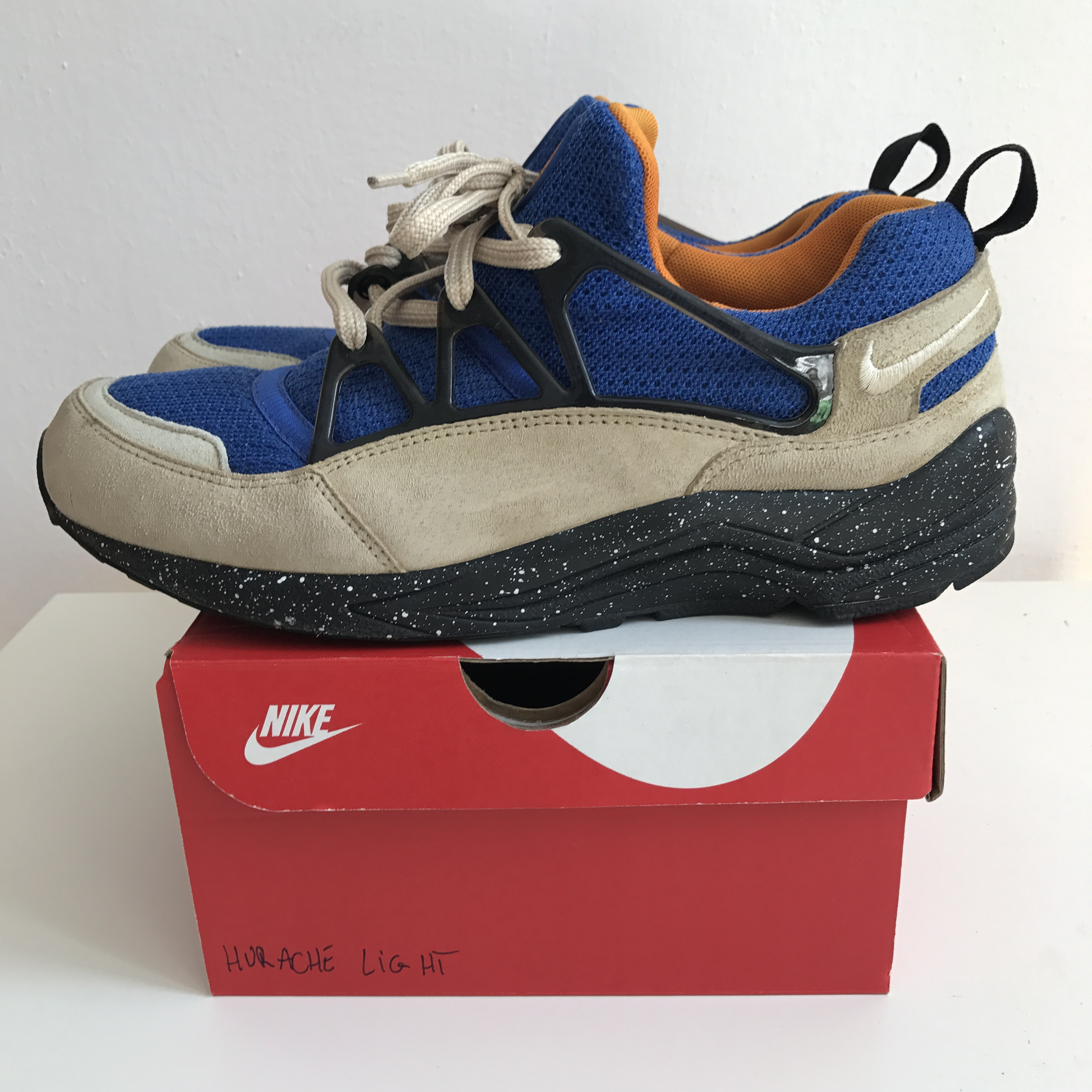 save off ee9e1 94642 Nike Nike Air Huarache Light Size Mowabb Us9 | Grailed