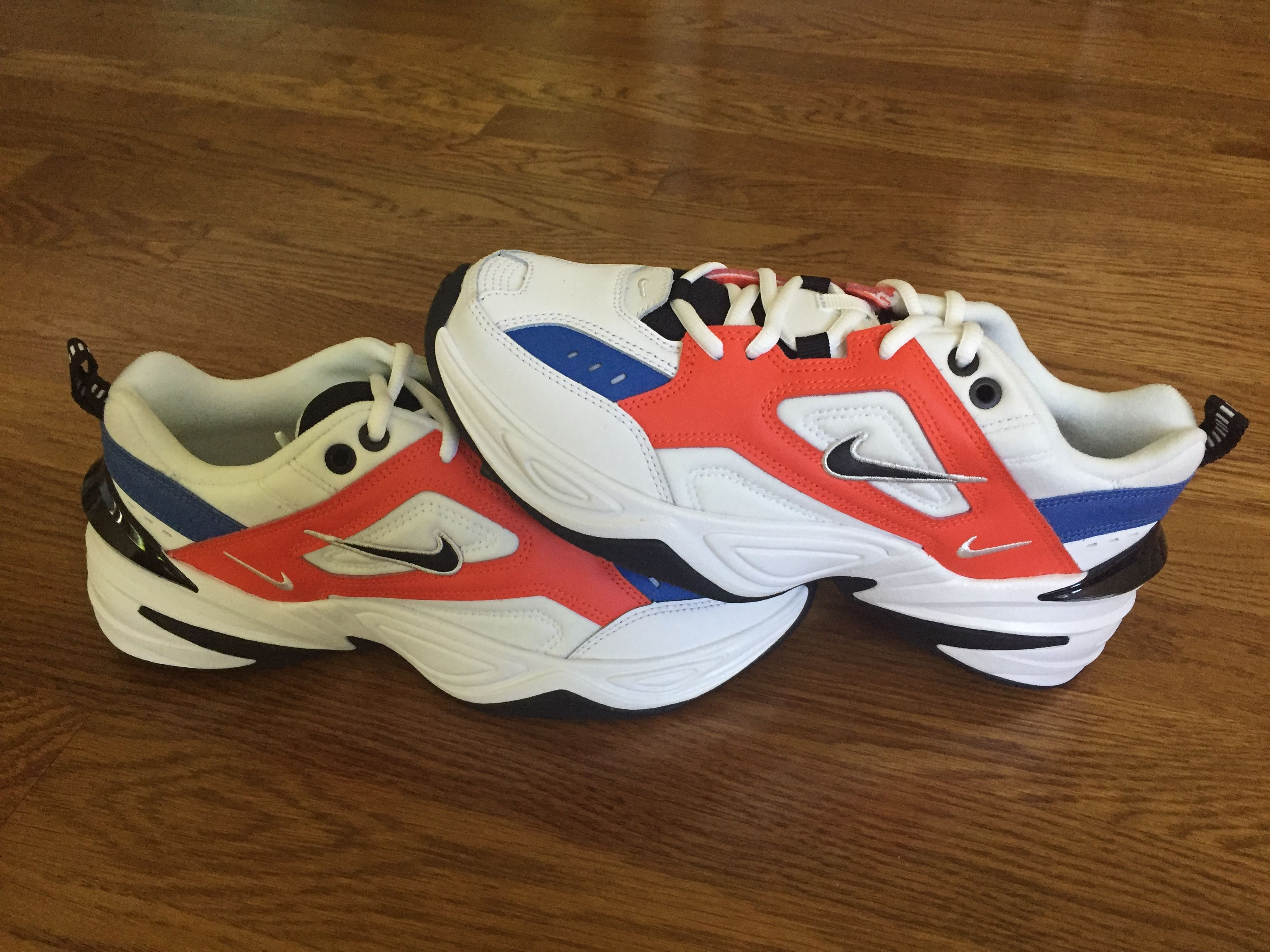 brand new 06425 7ff91 Nike × John Elliott ×. Nike M2K Tekno (Women s Size 7.5) Dad Shoe ...