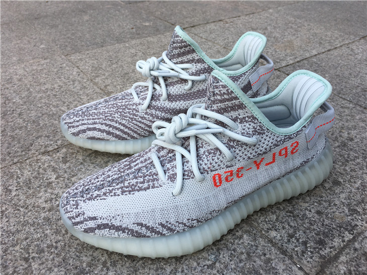 b37ea17840829 Adidas Adidas Yeezy Boost 350 V2 Blue Tint Size 10.5 - Low-Top Sneakers for  Sale - Grailed