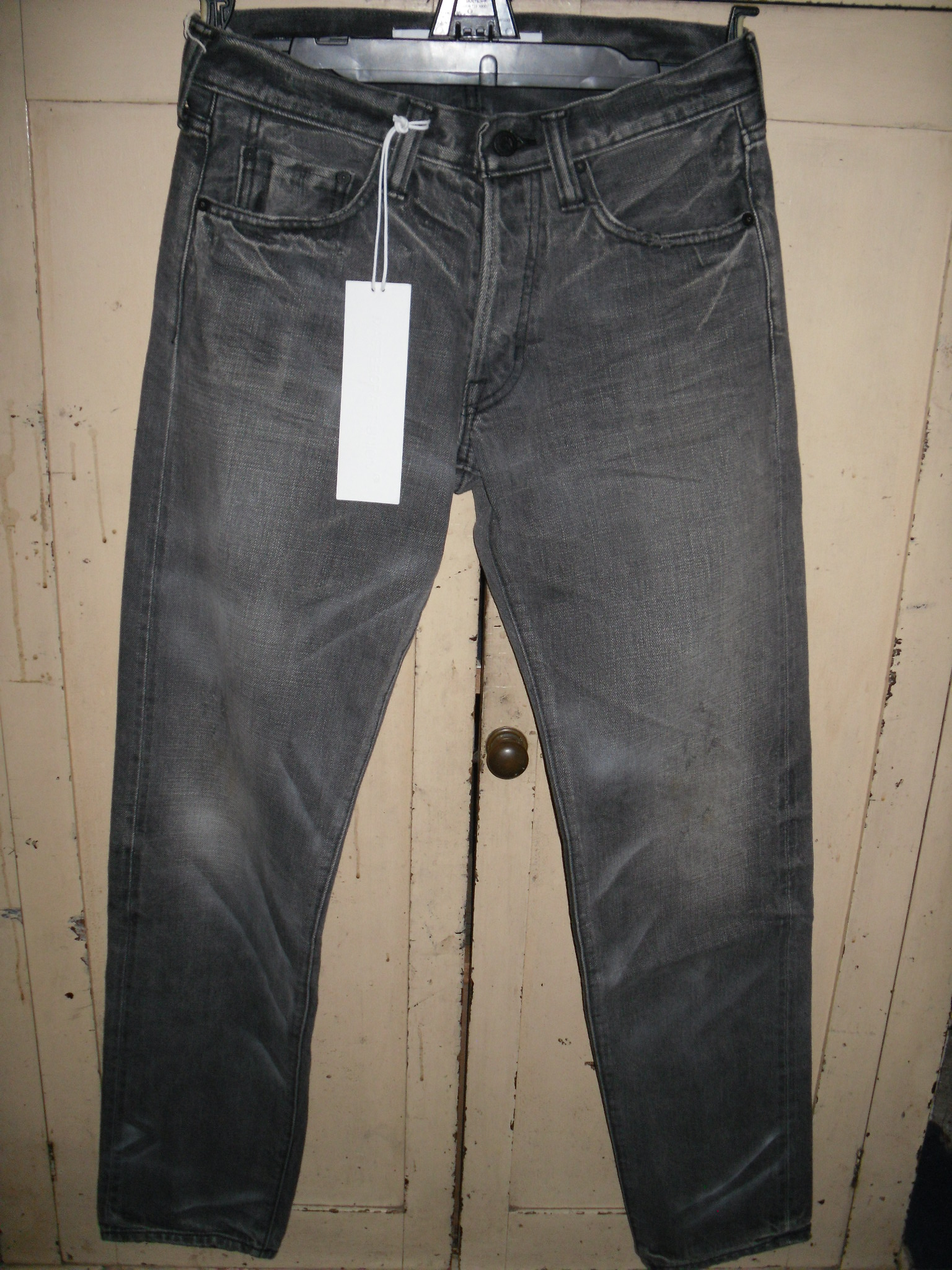 6bca4826 Mastercraft Union M64d01 Relaxed Taper Jeans   Grailed