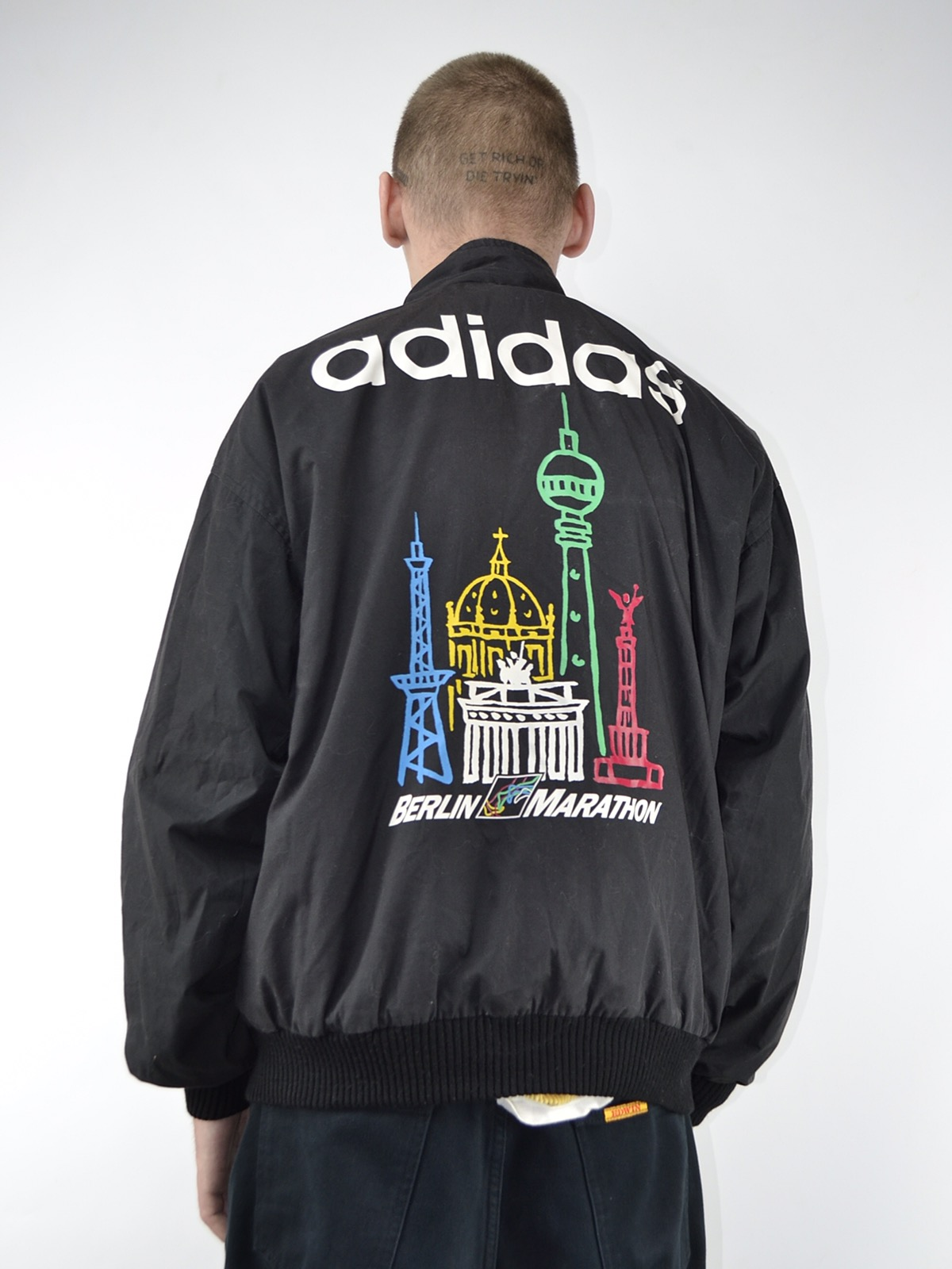 berlin marathon adidas jacket