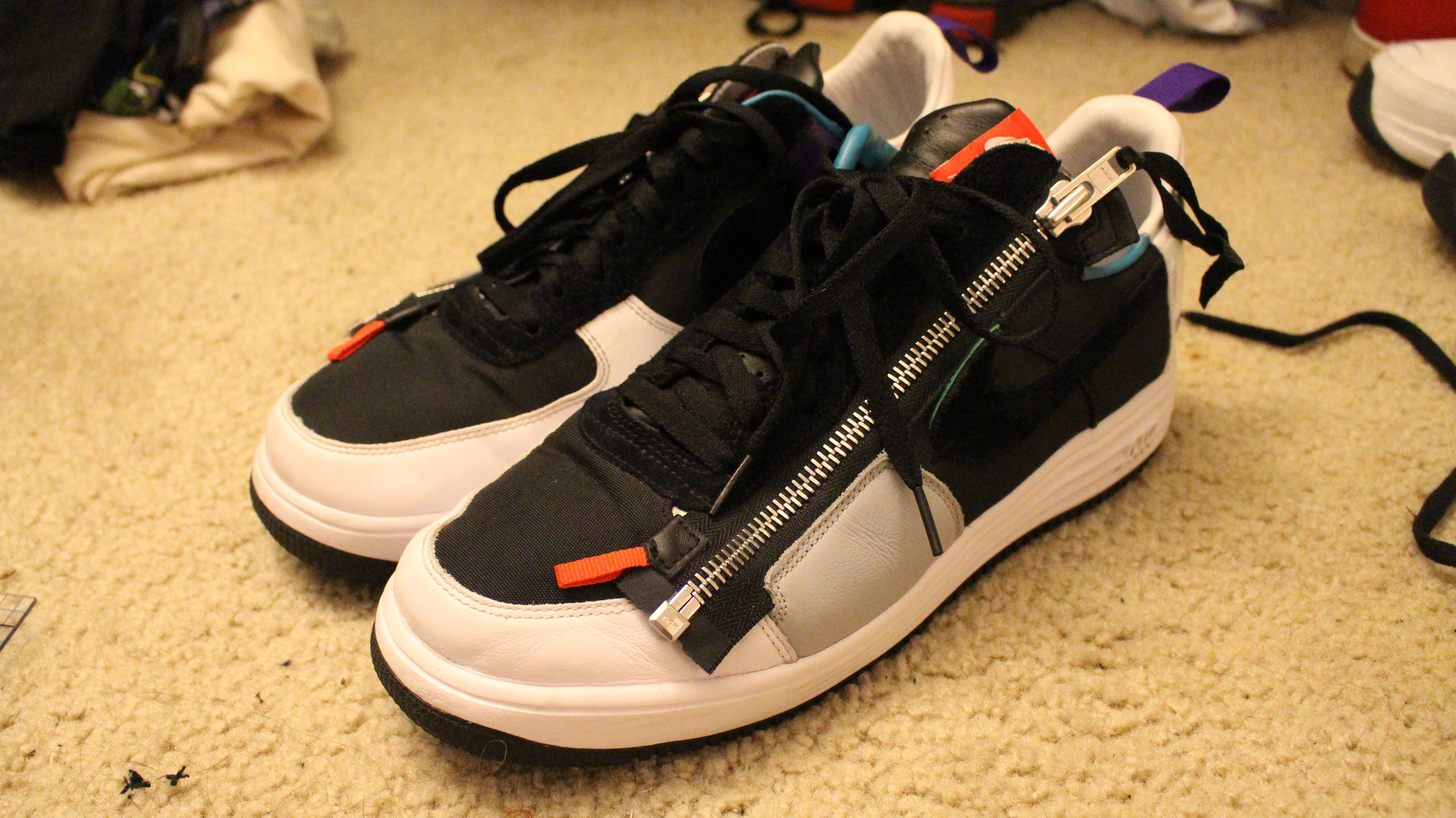 the latest ffb1c 7ef54 Nike × Acronym. Nike x Acronym Lunar Force 1 SP Zip ...