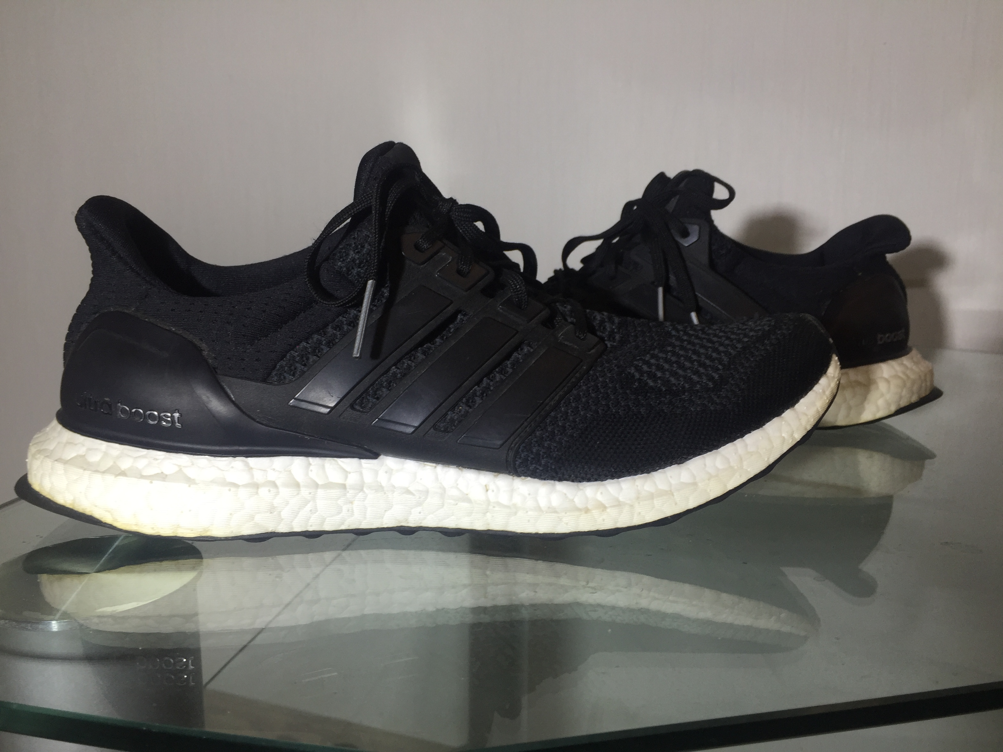 7467078ad683c Adidas Ultra Boost W S77514 Black Size 9.5 - Low-Top Sneakers for Sale -  Grailed