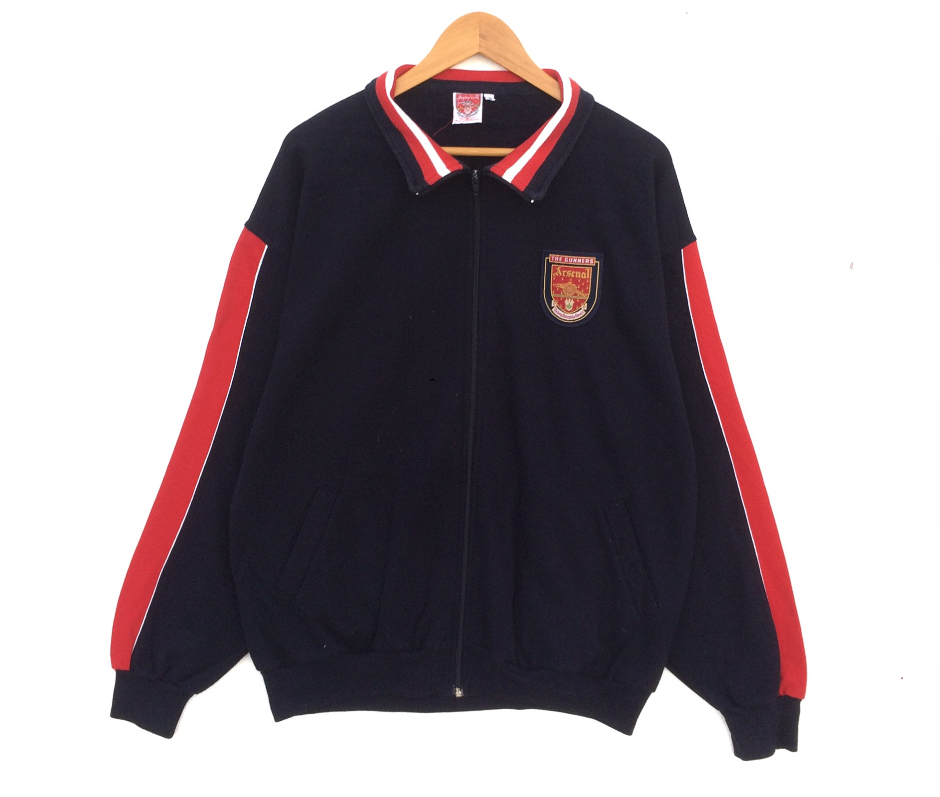 hot sale online 5181a 7bc44 Vintage 90's Arsenal FC Sweater
