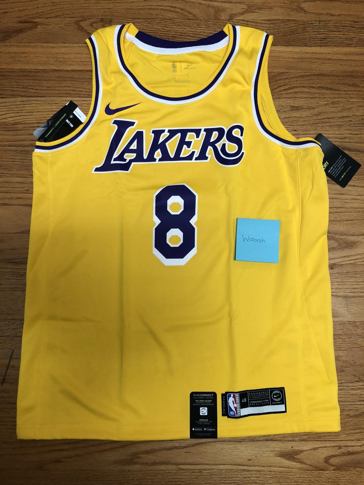 Nike Kobe Bryant Lakers Icon Edition Nike NBA Swingman Jersey
