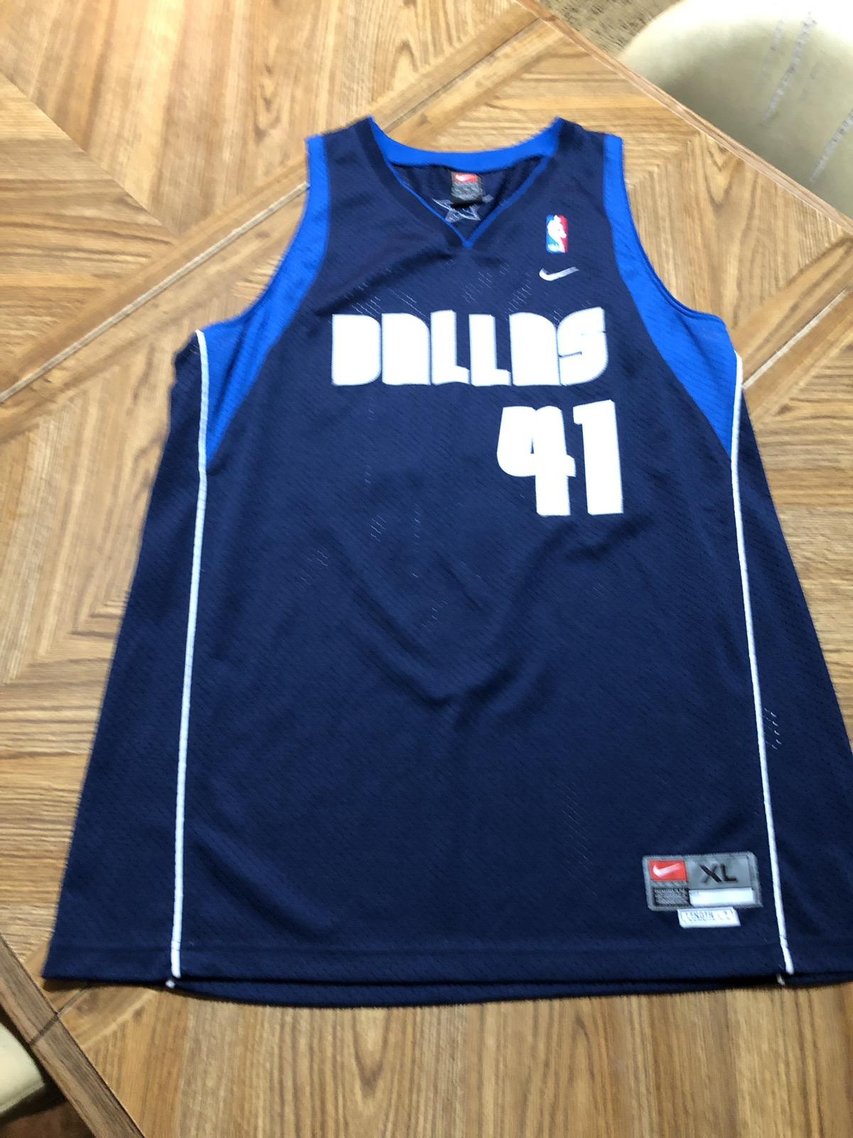 7af719e90561 Jersey ×. Dallas Mavericks Dirk Nowitzki Jersey