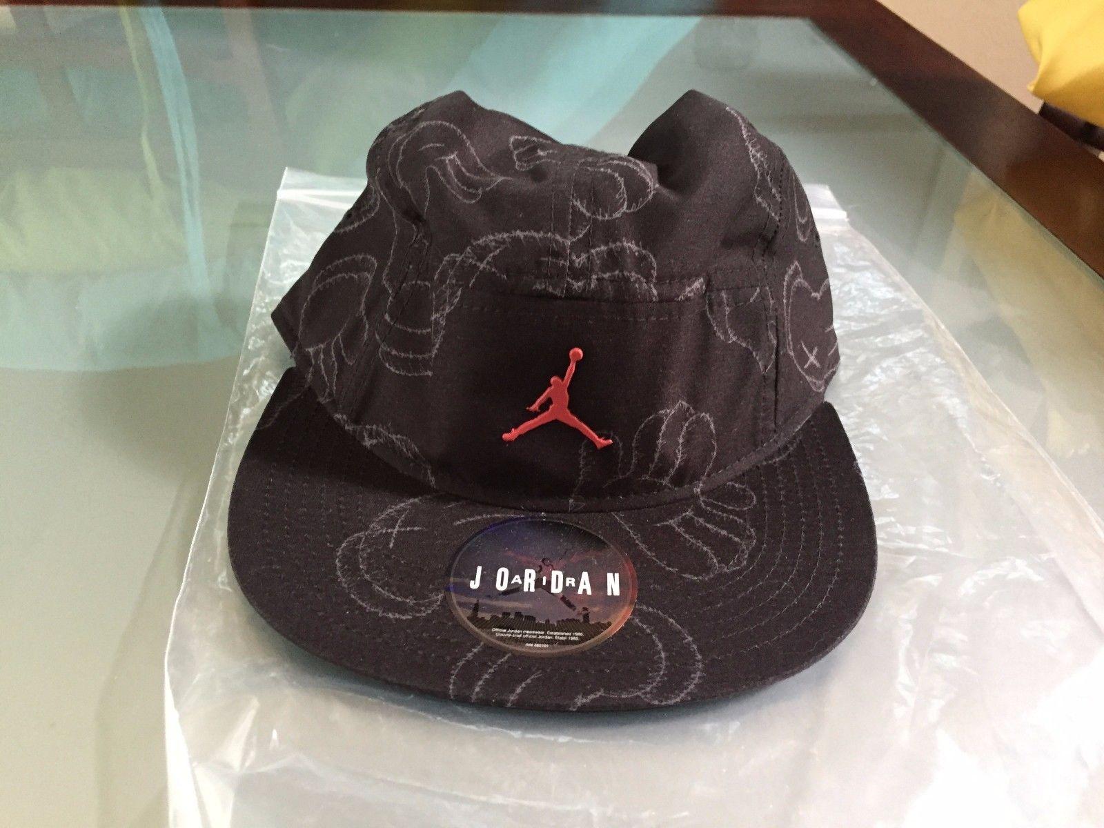 Kaws DS Kaws x Jordan 5 Panel OS Hat Size one size - Hats for Sale ... 8b6d76394b13