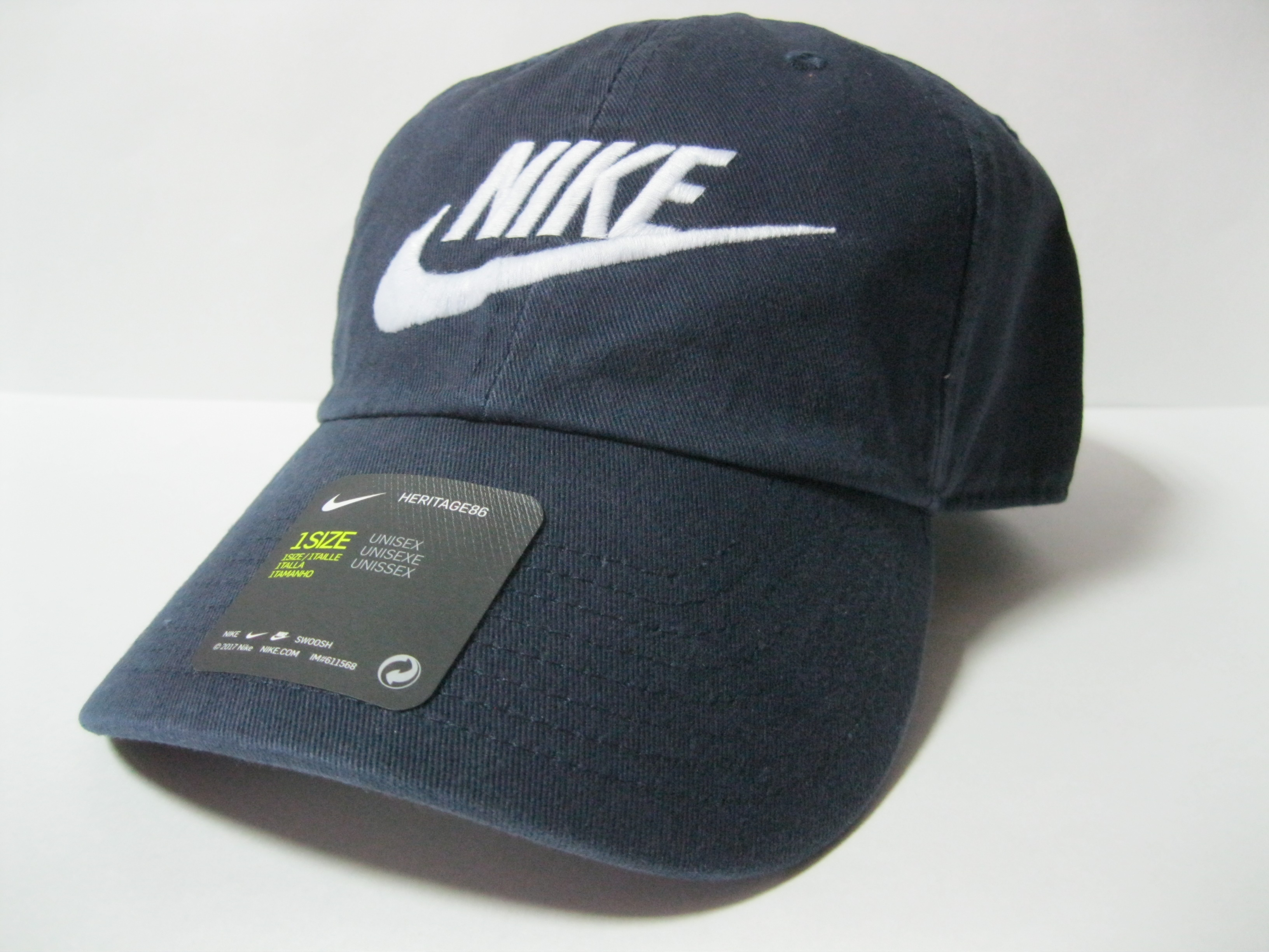 90652011 Nike Futura Washed Heritage Cap Blue | Grailed