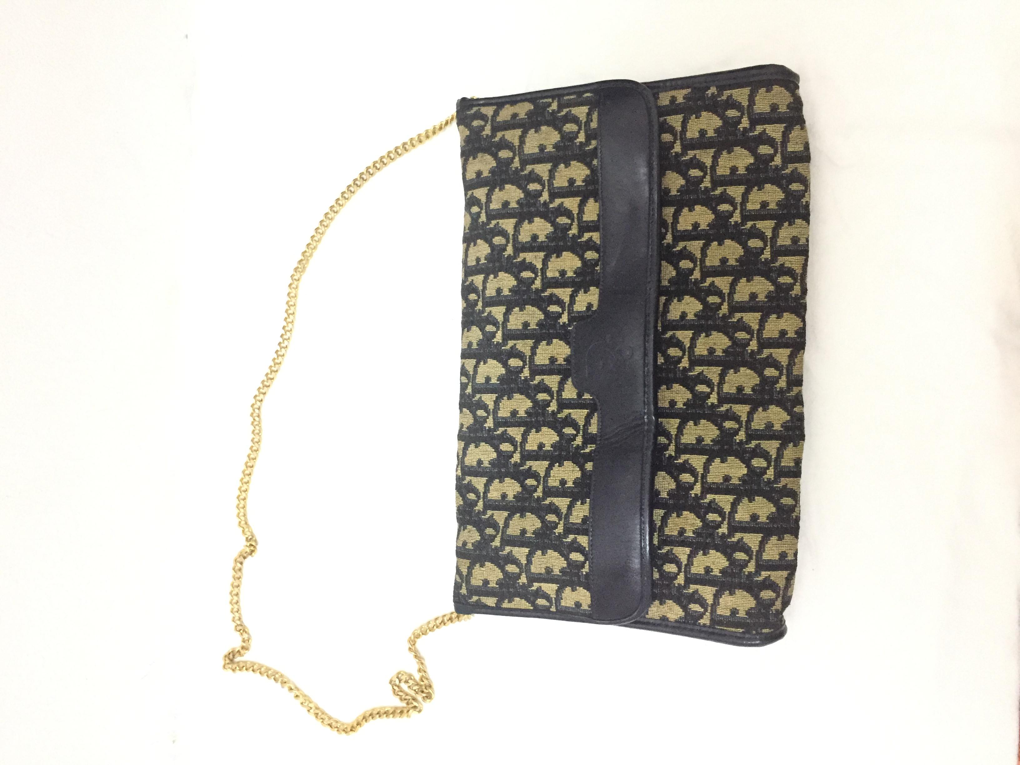 d53a1135d5cafa Dior 80's Dior Monogram Muff Bag Made In France | Grailed