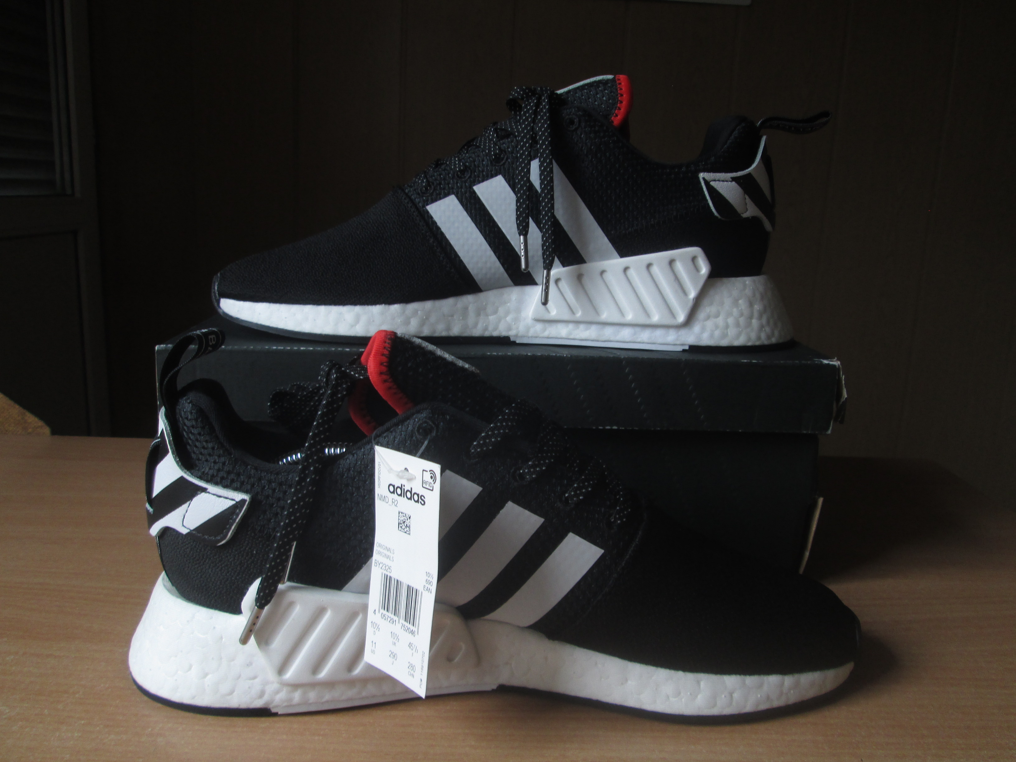 separation shoes 6c649 f2e23 Adidas Adidas Nmd R2 Tokyo/off White - 11/11,5 Us   Grailed
