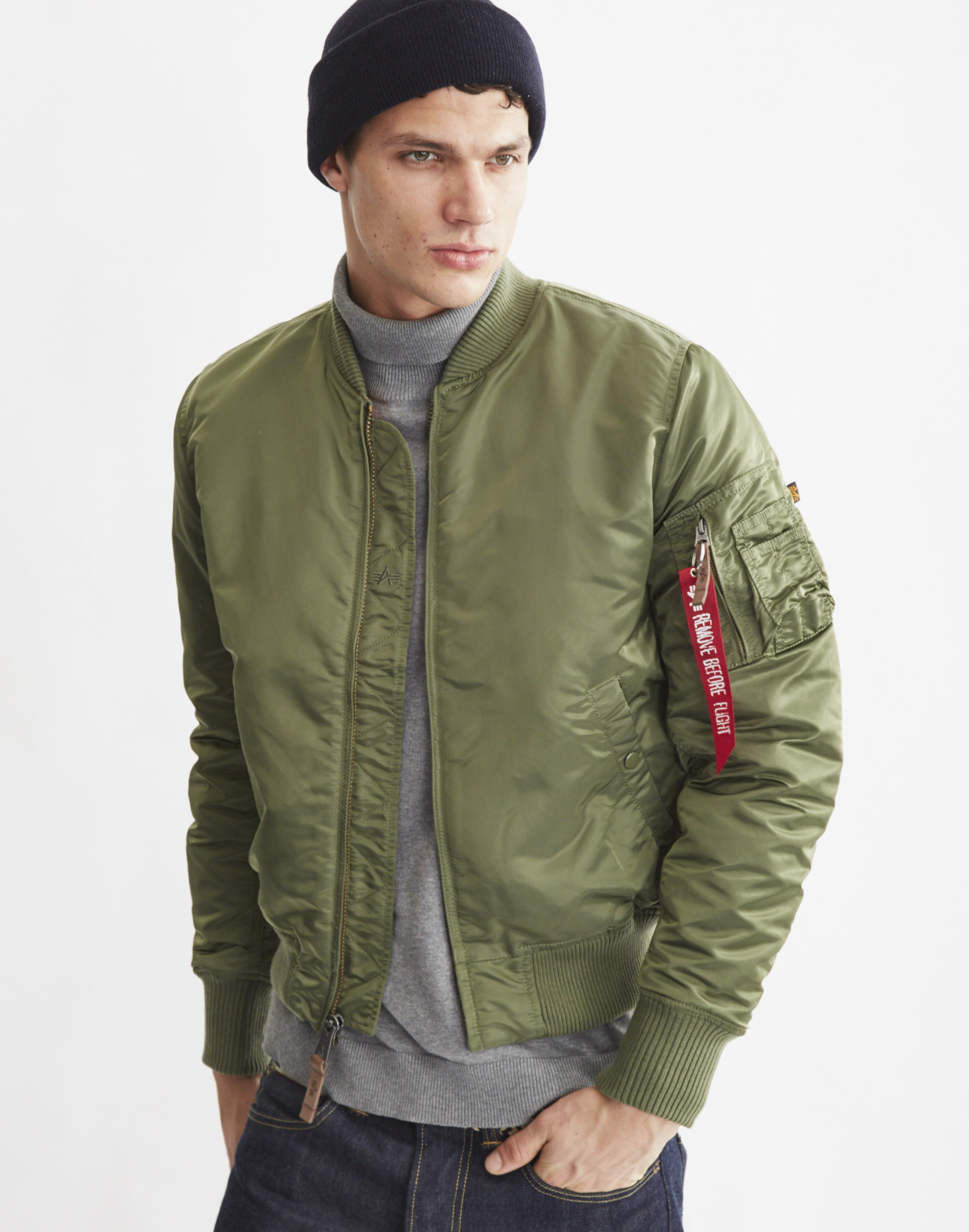 e32237b680f Alpha Industries ma-1 Olive Bomber Size s - Bombers for Sale - Grailed