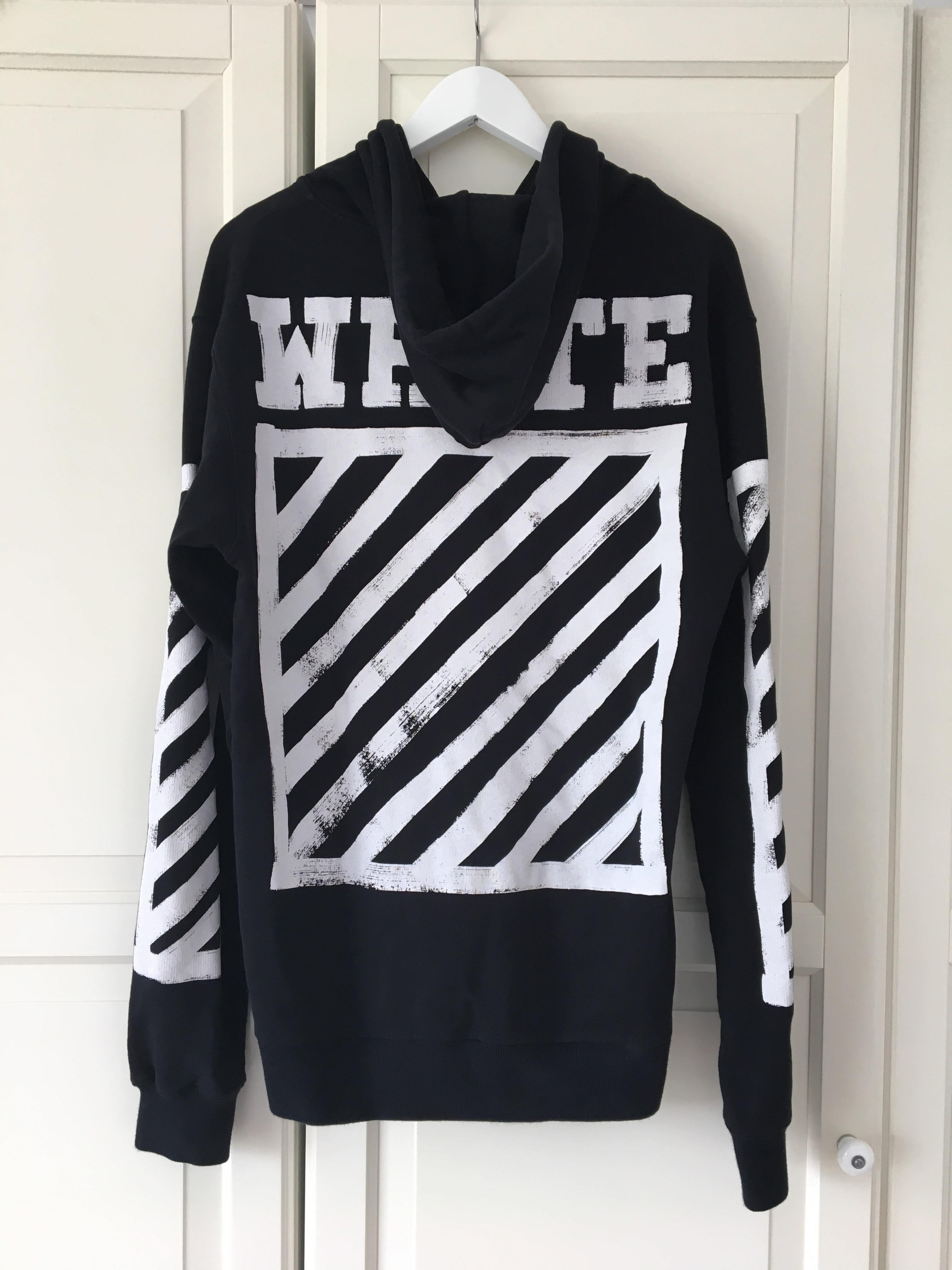 90da3b1a5f5b Off-White ×. Off-White graffiti hoodie