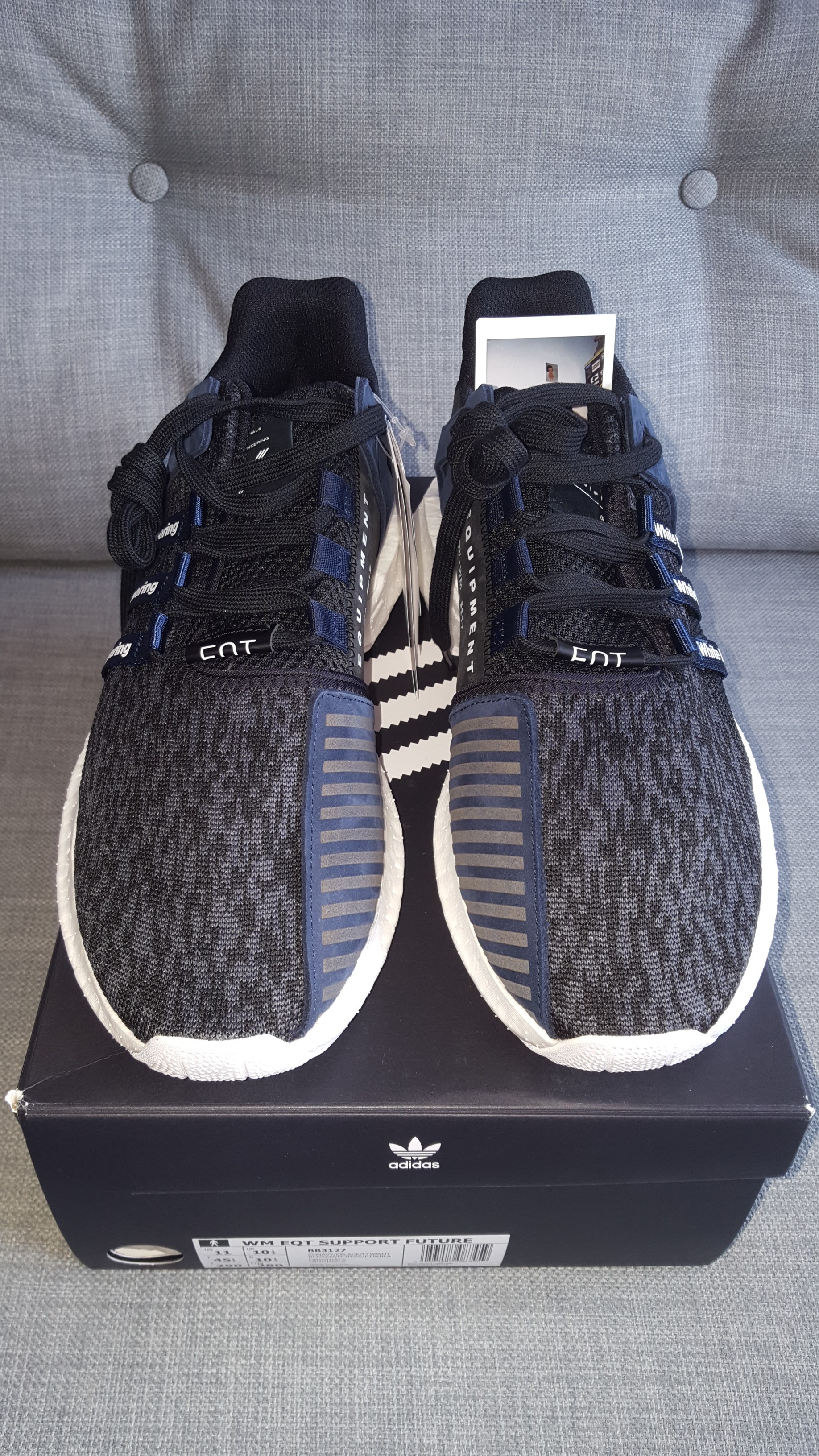 promo code 2819a d97c5 ADIDAS x WHITE MOUNTAINEERING EQT SUPPORT FUTURE
