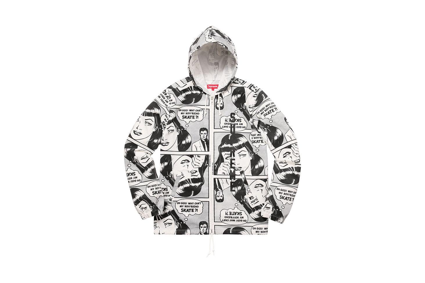 9e106a6de0bf Supreme × Thrasher. Supreme Thrasher Boyfriend Hooded Zip Up Jacket
